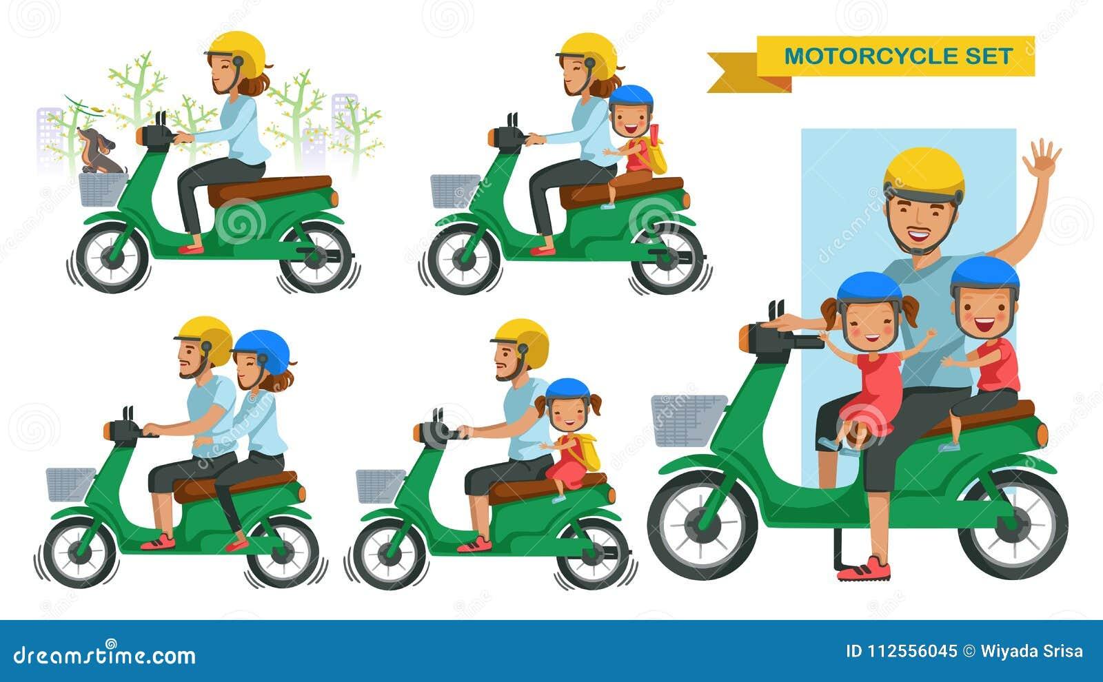 骑马摩托车集合