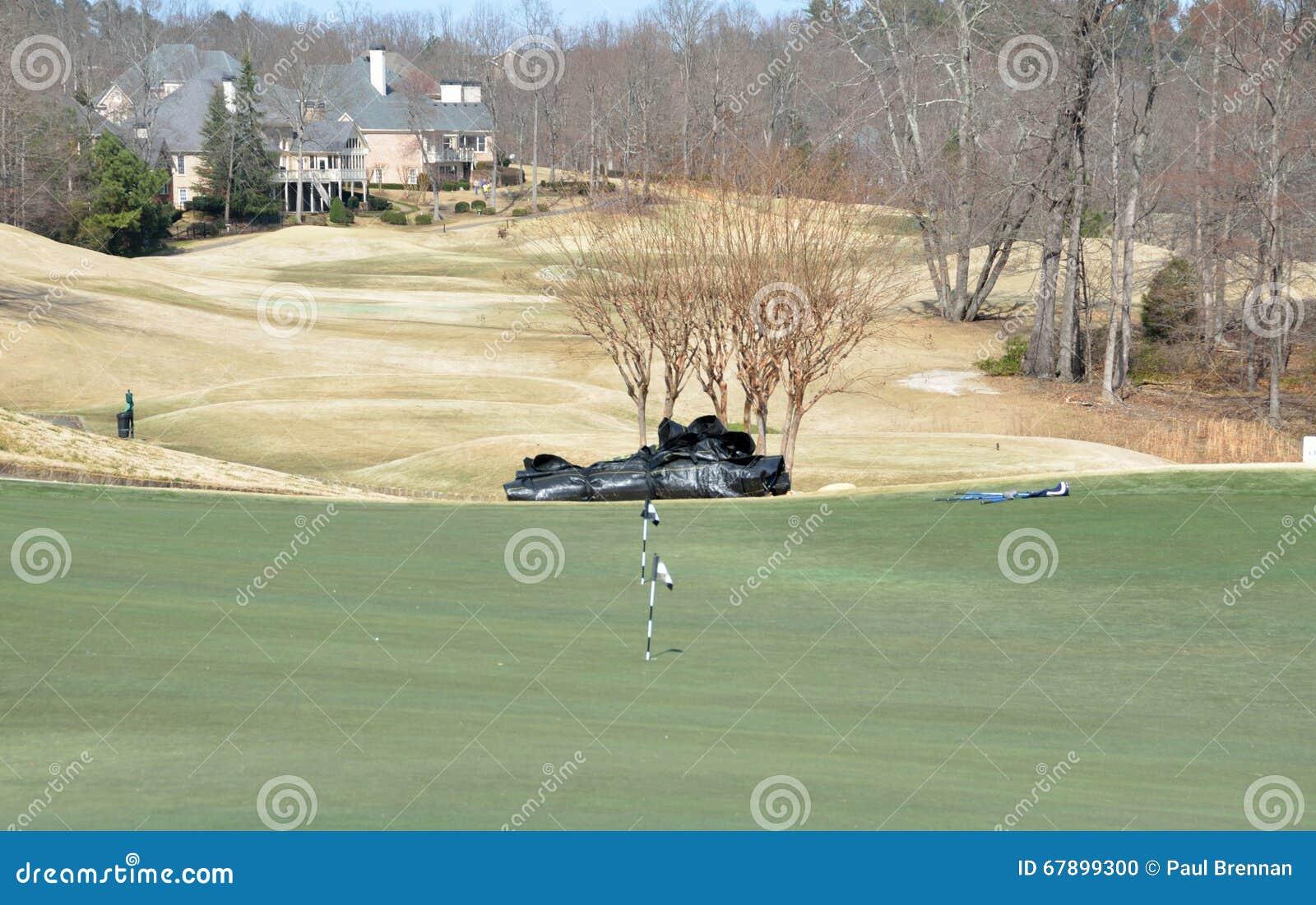 高尔夫球场,乔治亚