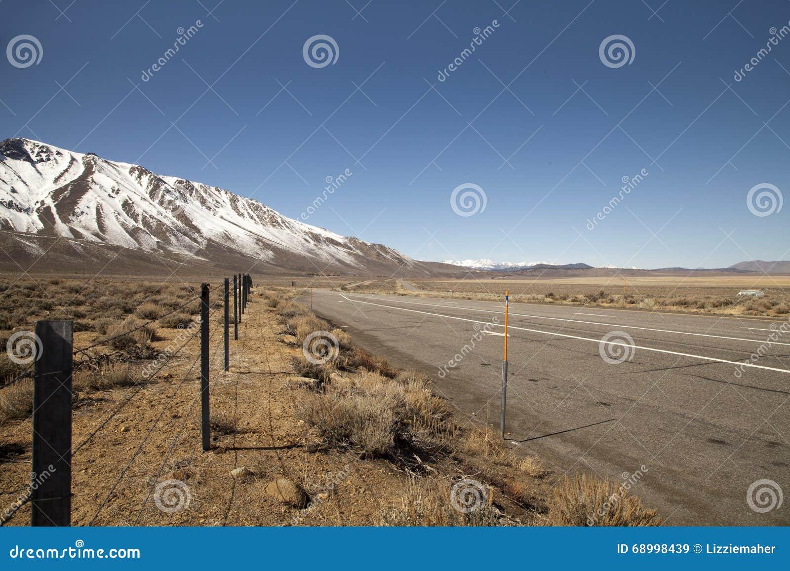 高山脉风景