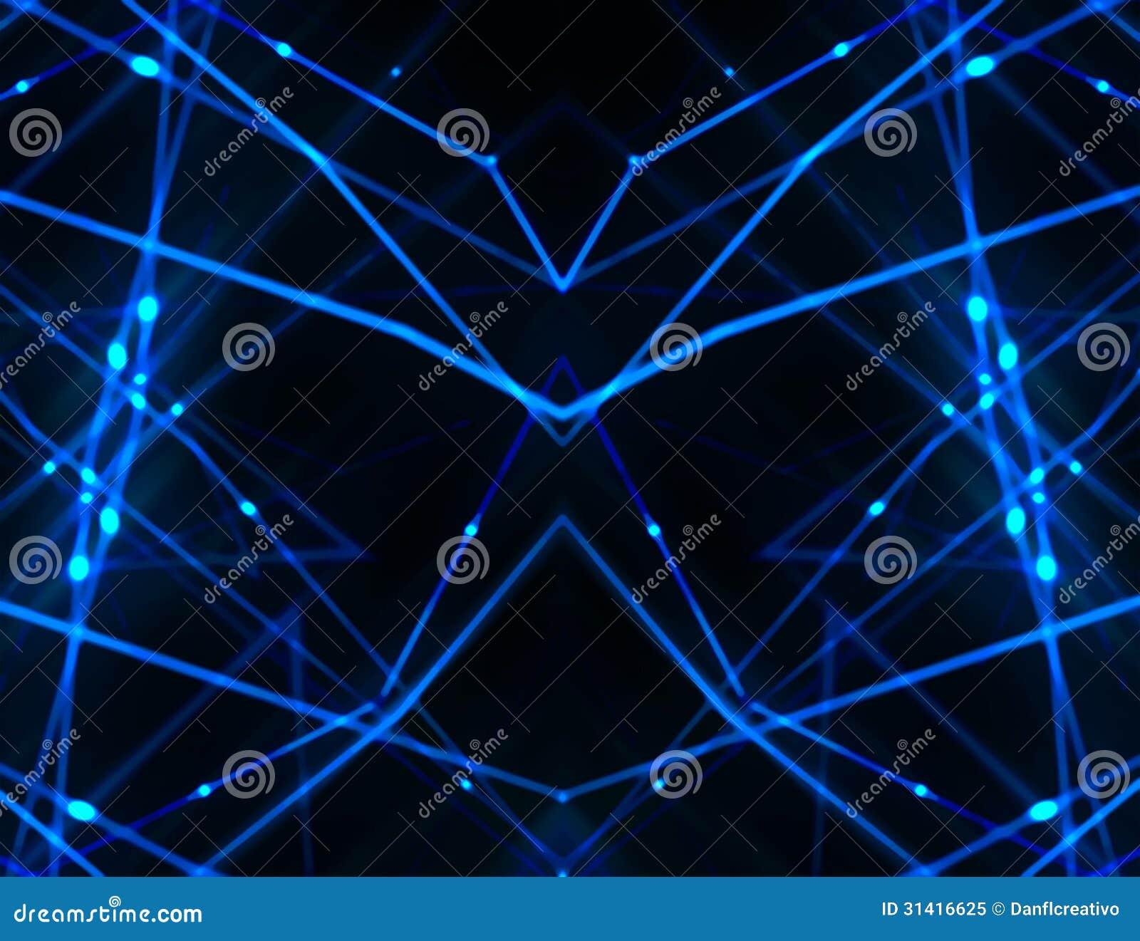 高科技未来派网络背景