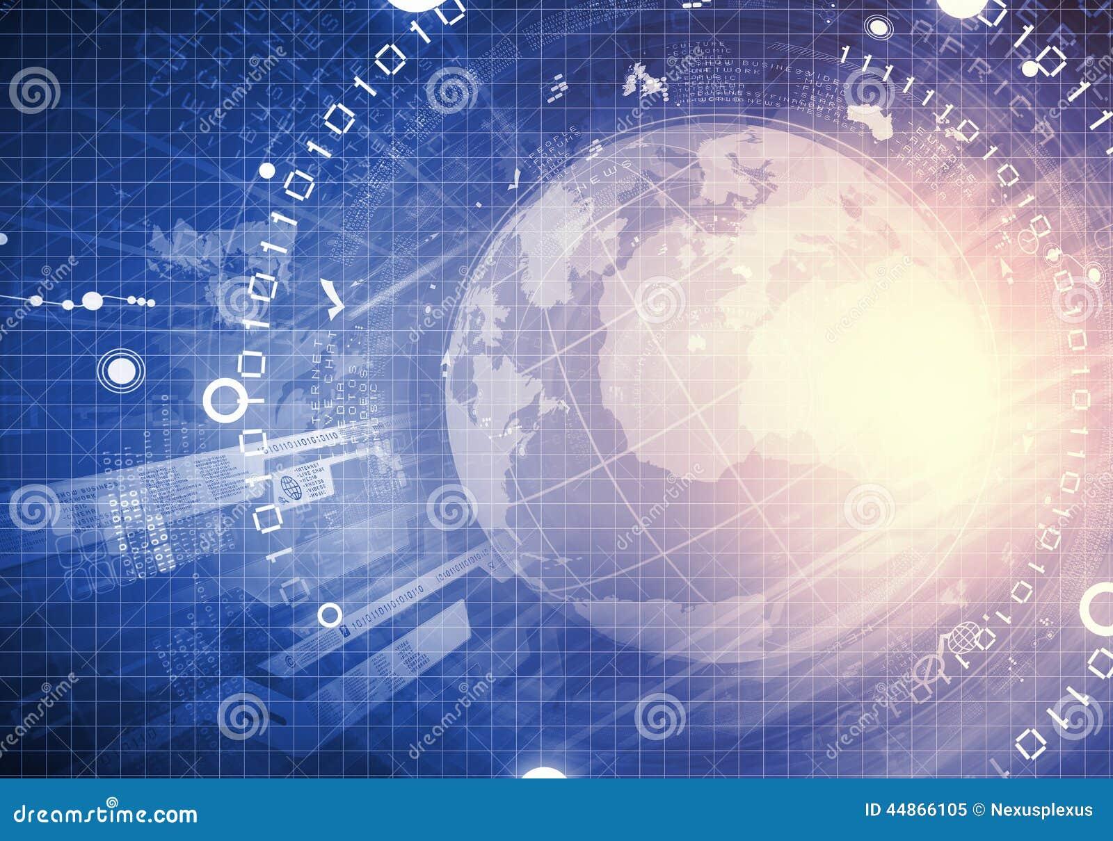 高科技背景圖片