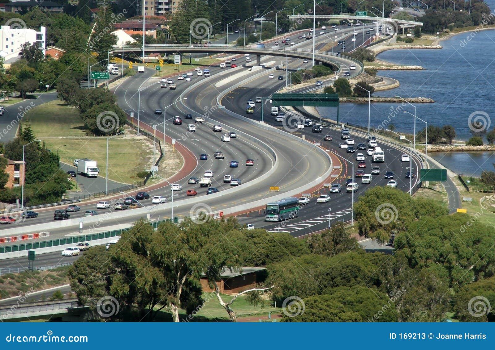高速公路业务量
