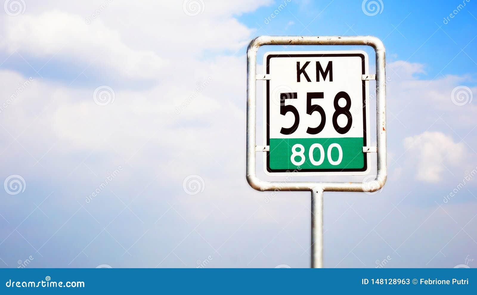 高速公路长途话务量标志
