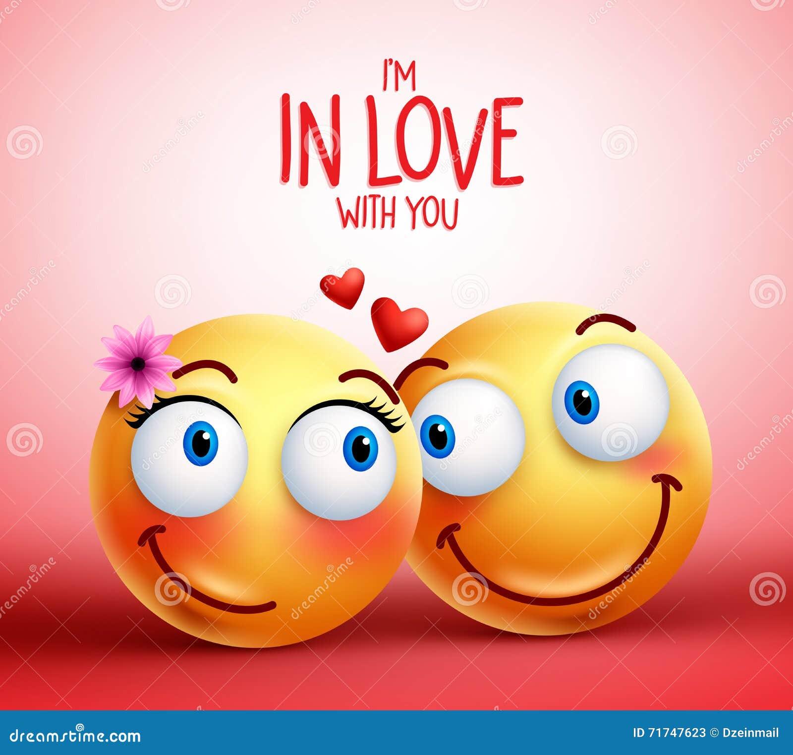 兴高采烈的面孔夫妇或恋人恋爱了表情