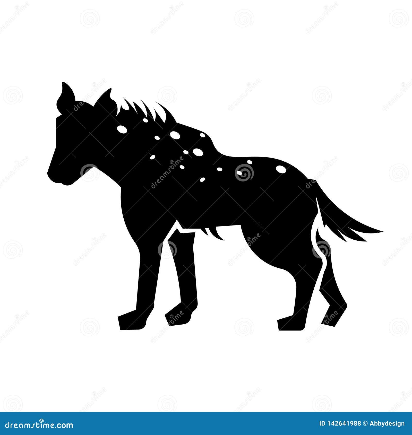鬣狗传染媒介纵的沟纹象