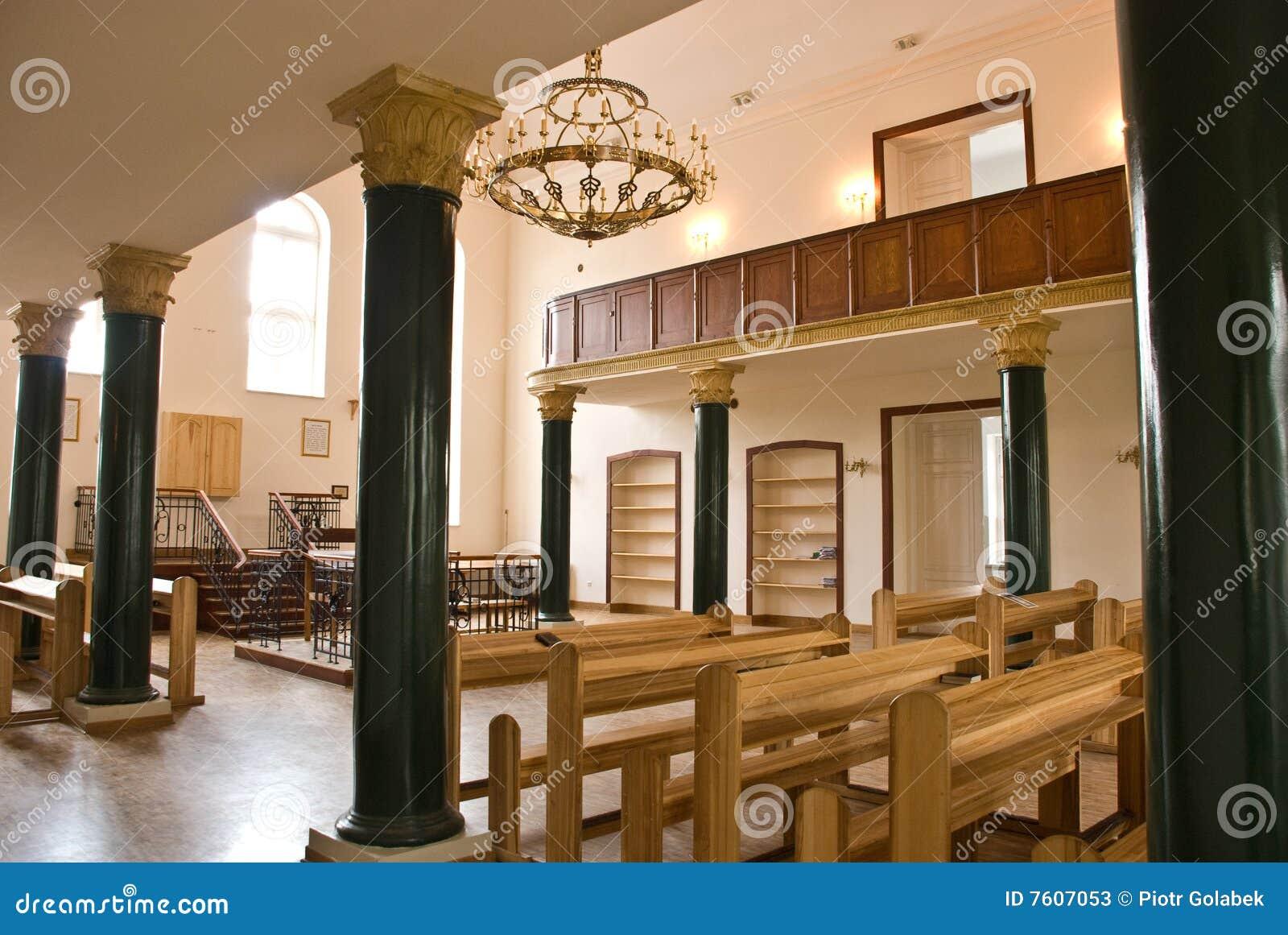 鲁布林犹太教堂