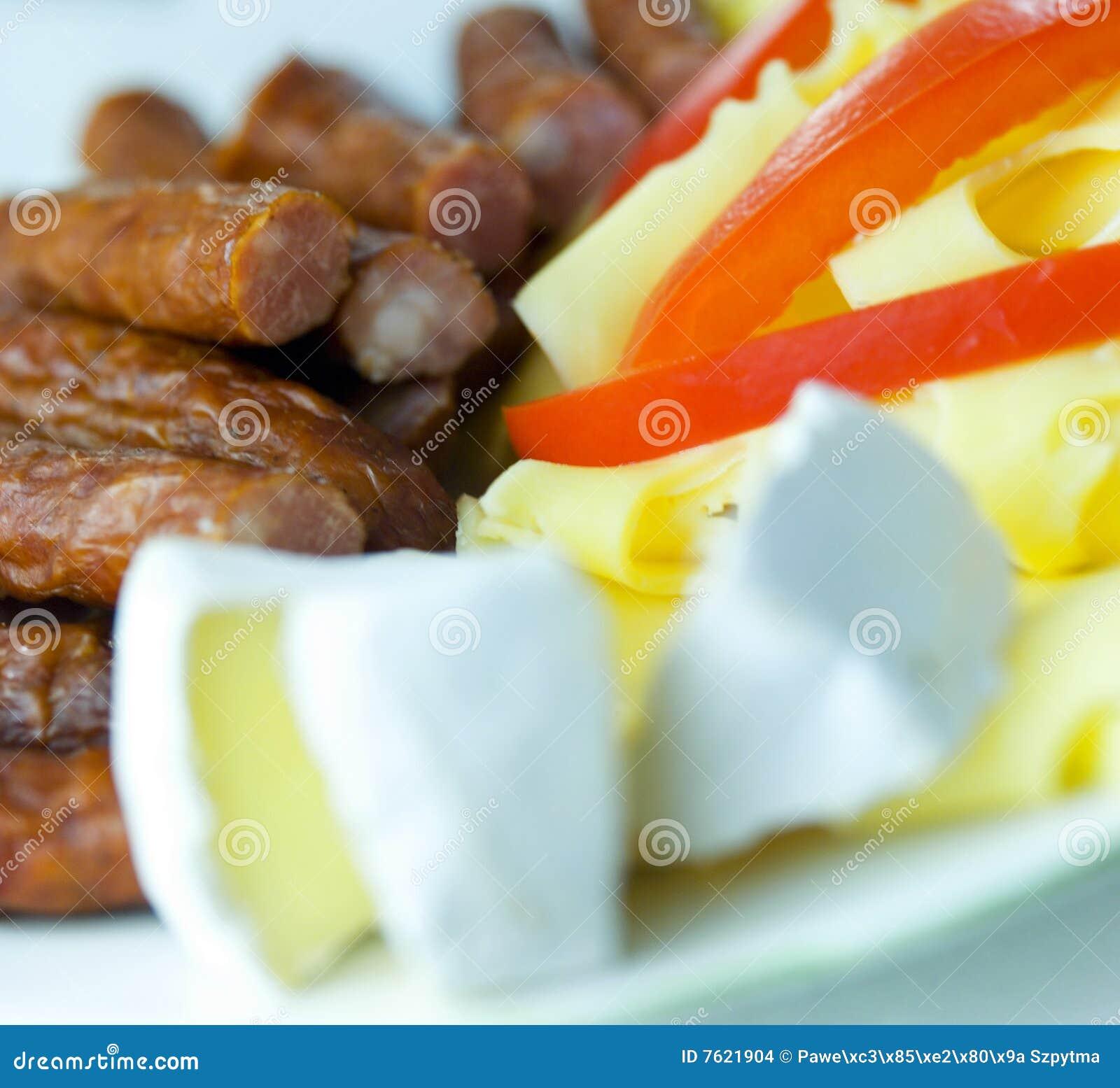 鲜美的早餐