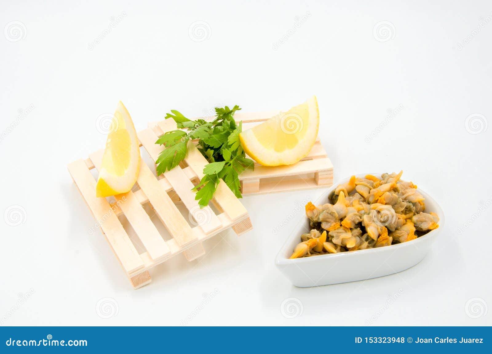 鲜美罐装鸟蛤