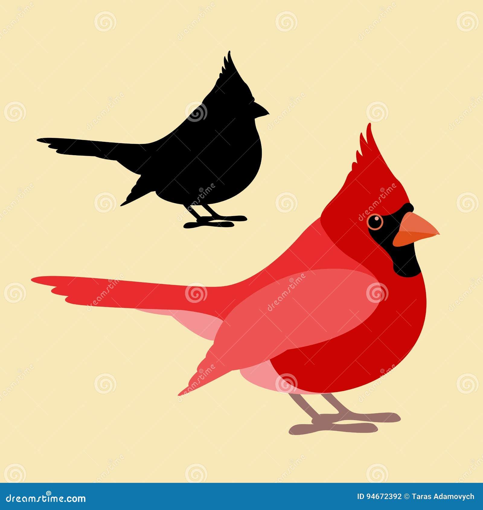 鸟主要传染媒介例证样式平的边