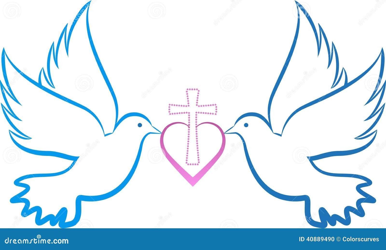 鸠爱十字架