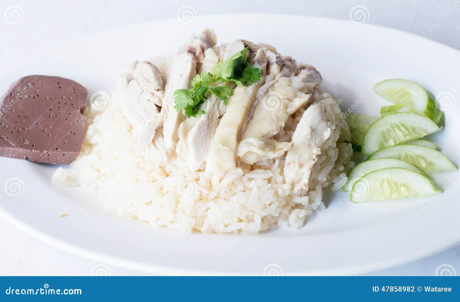 鸡蒸的米汤