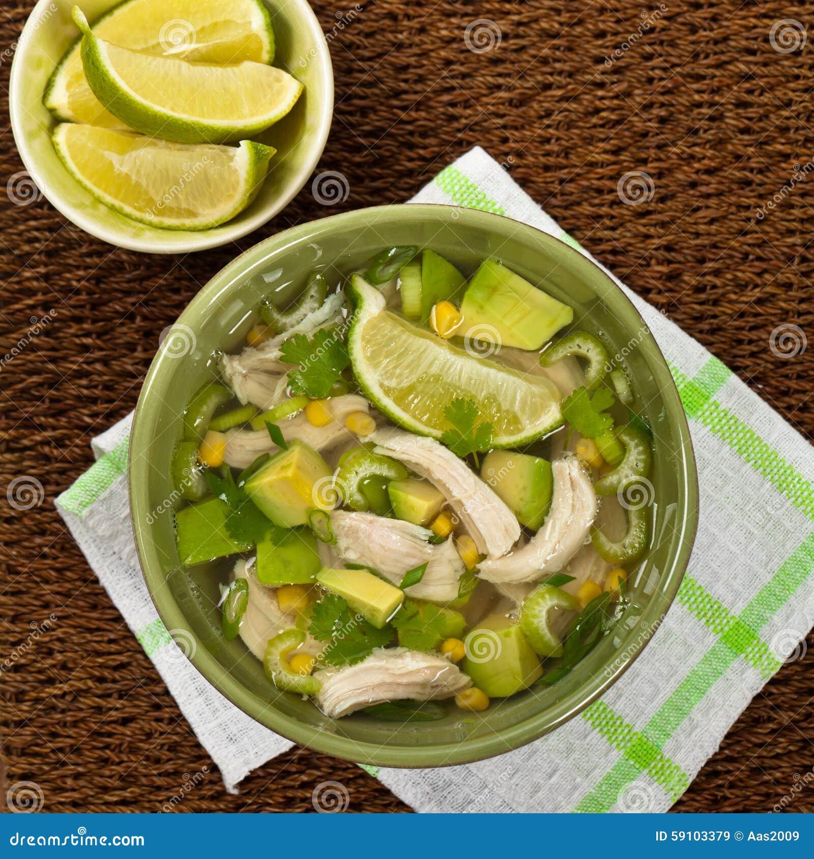 鸡鲕梨石灰汤