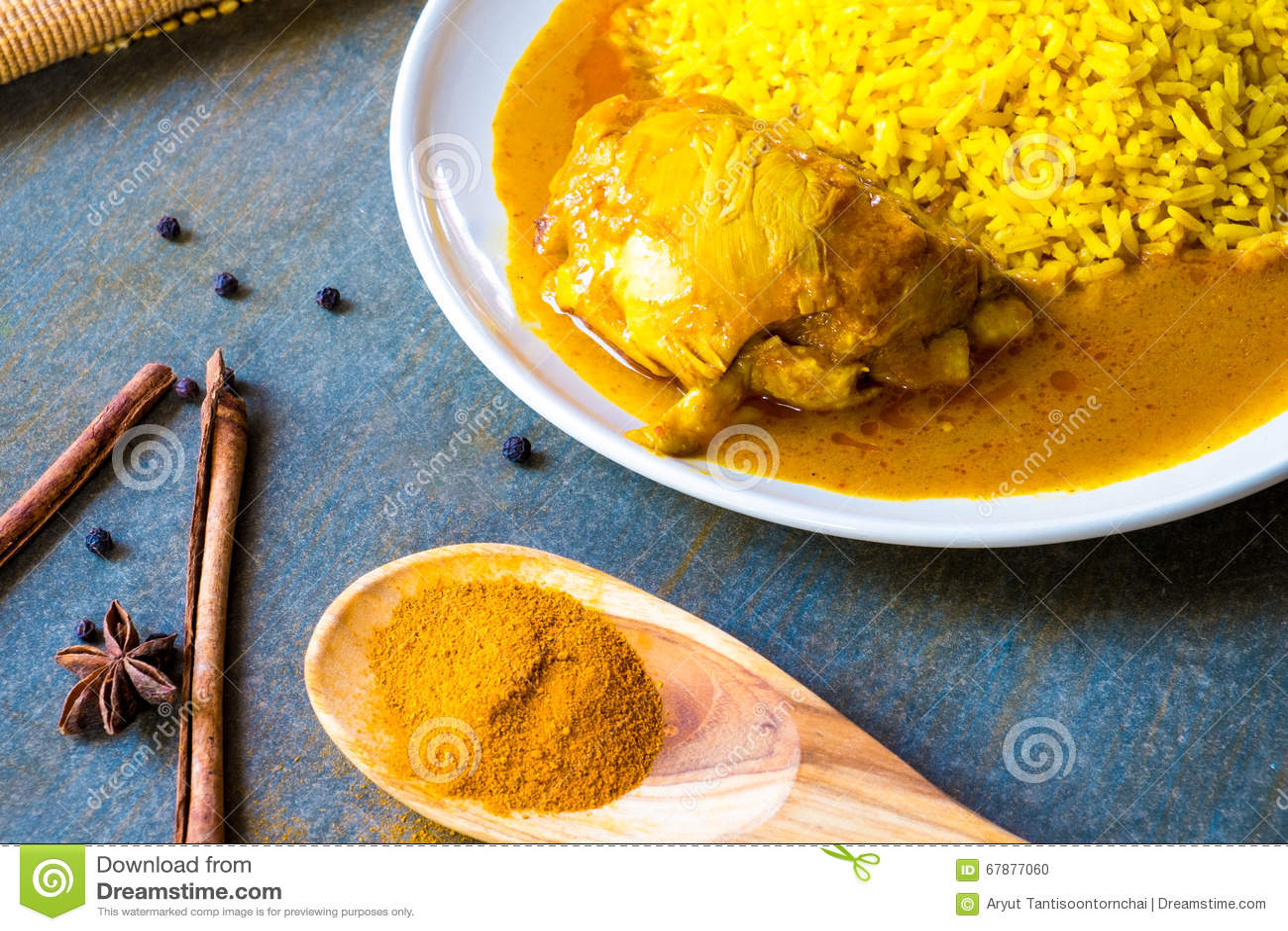 鸡Biryani用米