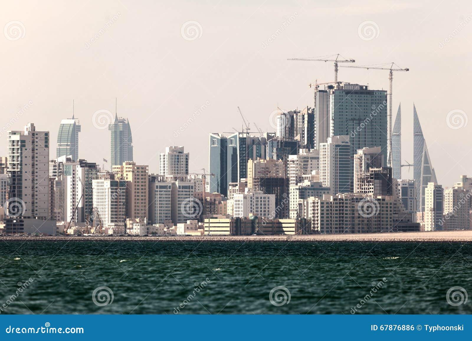麦纳麦市,巴林地平线