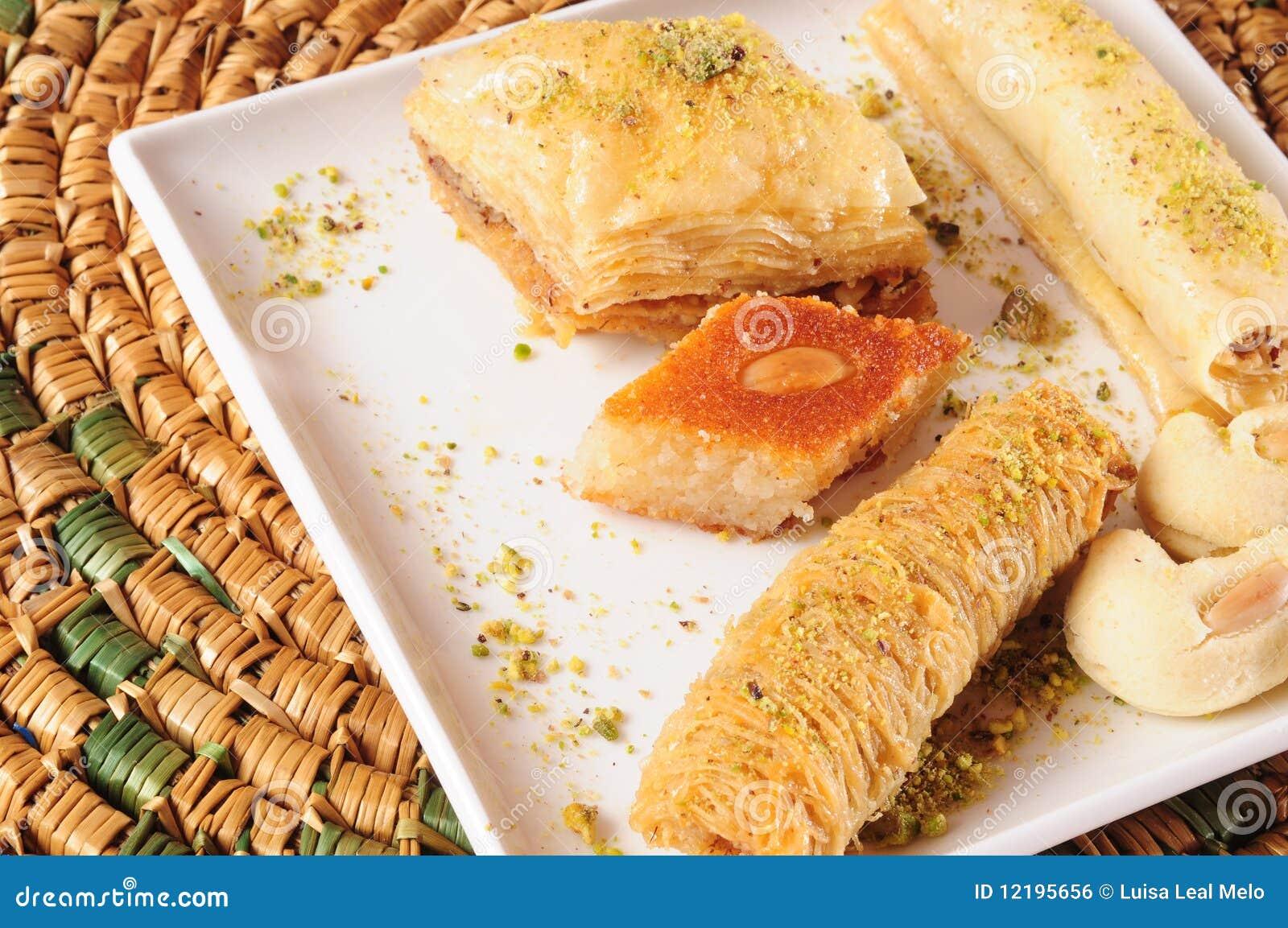 黎巴嫩甜点