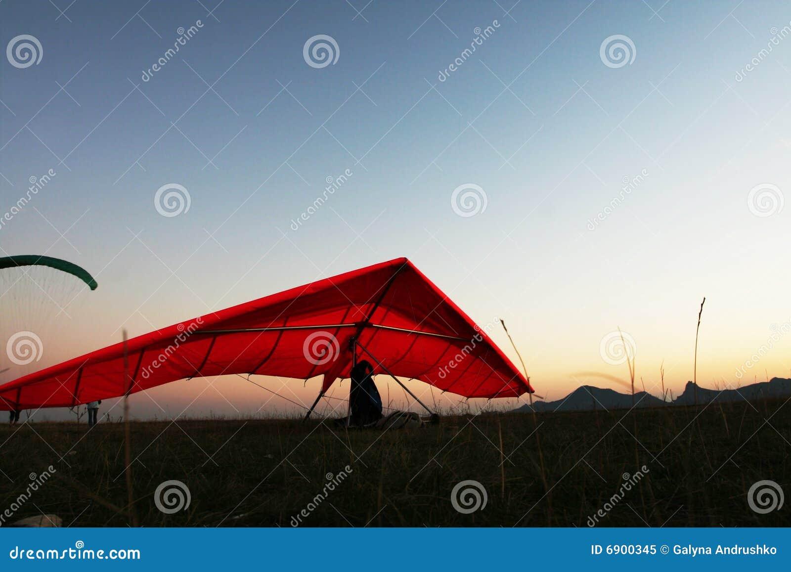 黎明hangglider