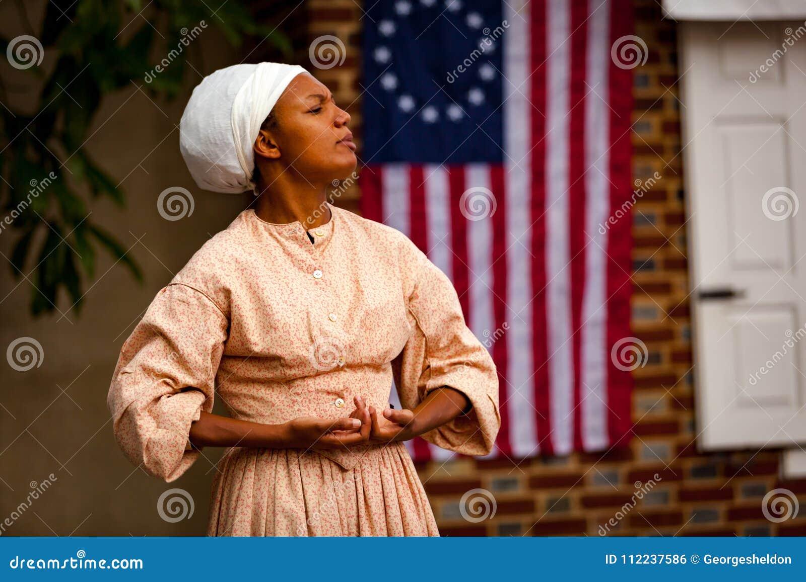 黑人妇女讲话自由