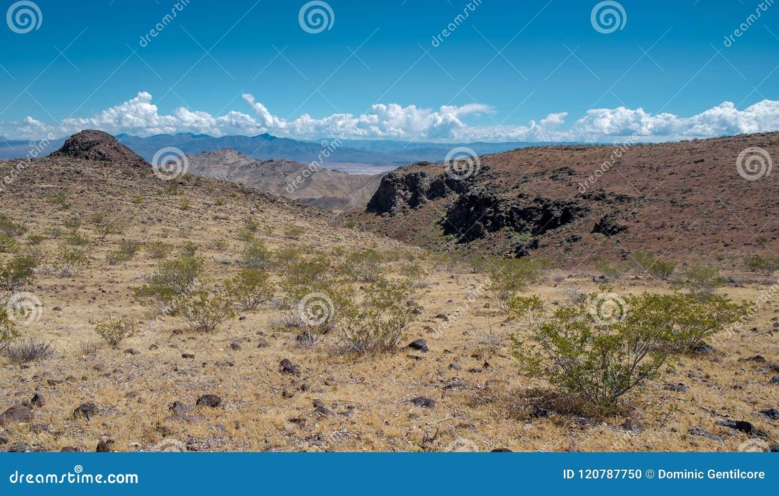 黑山在米德湖,亚利桑那