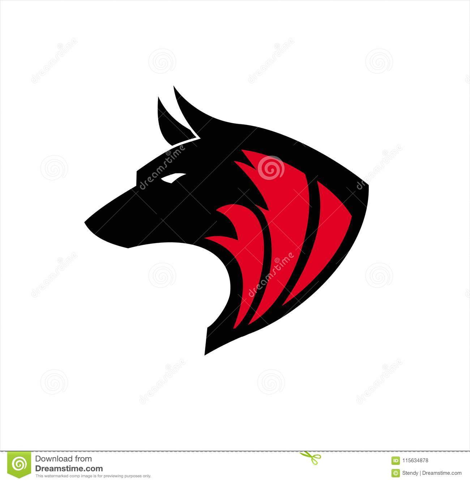 黑狼,野生狼 黑豺狗 k-9,狗商标,似犬商标