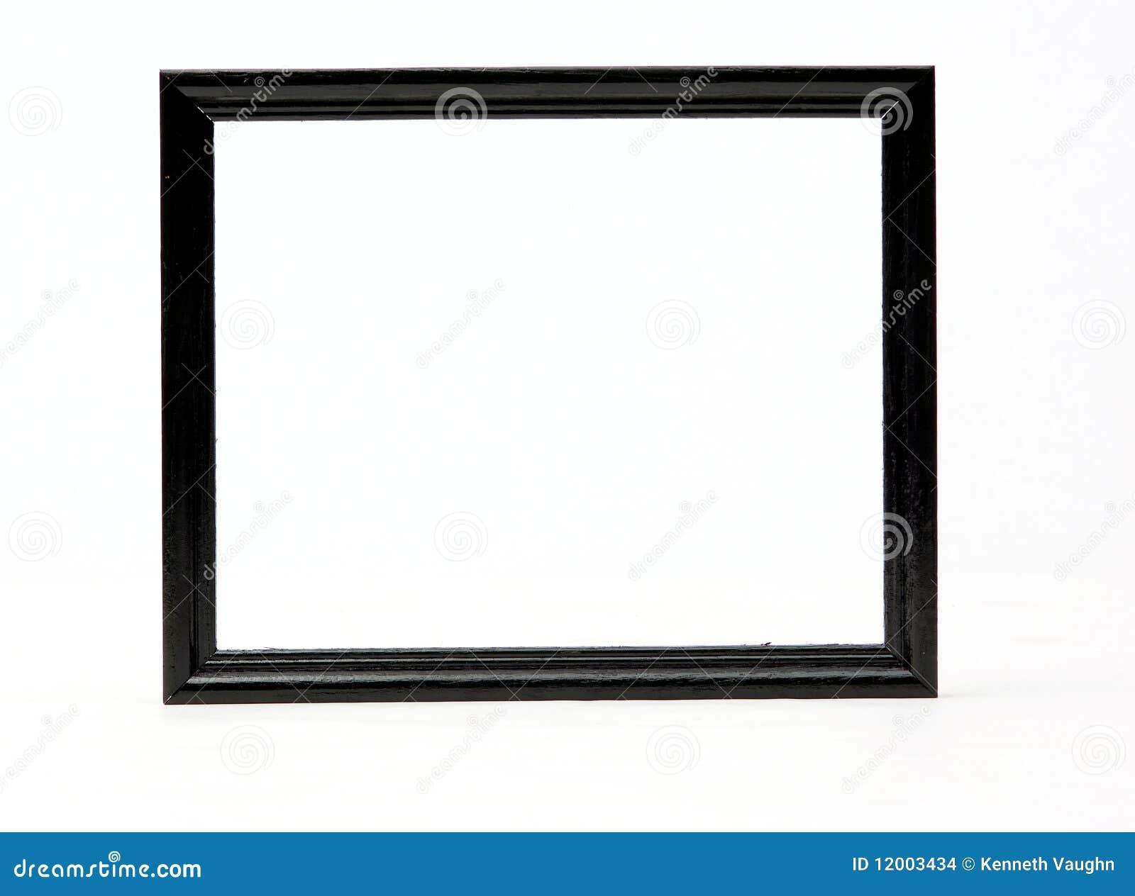 黑色框架照片