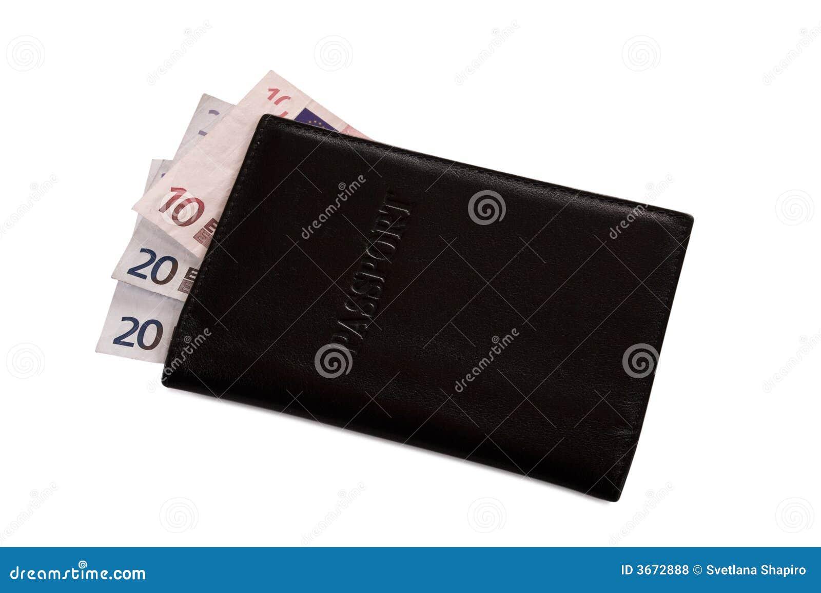 黑色货币护照