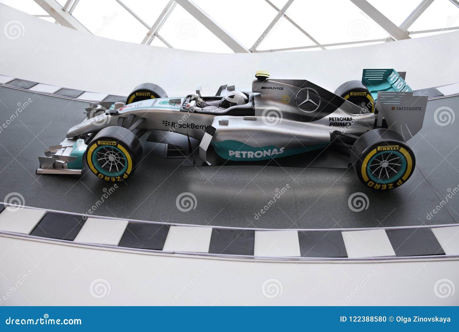 默西迪丝AMG天然碱Motorsport赛车在默西迪丝中我conce