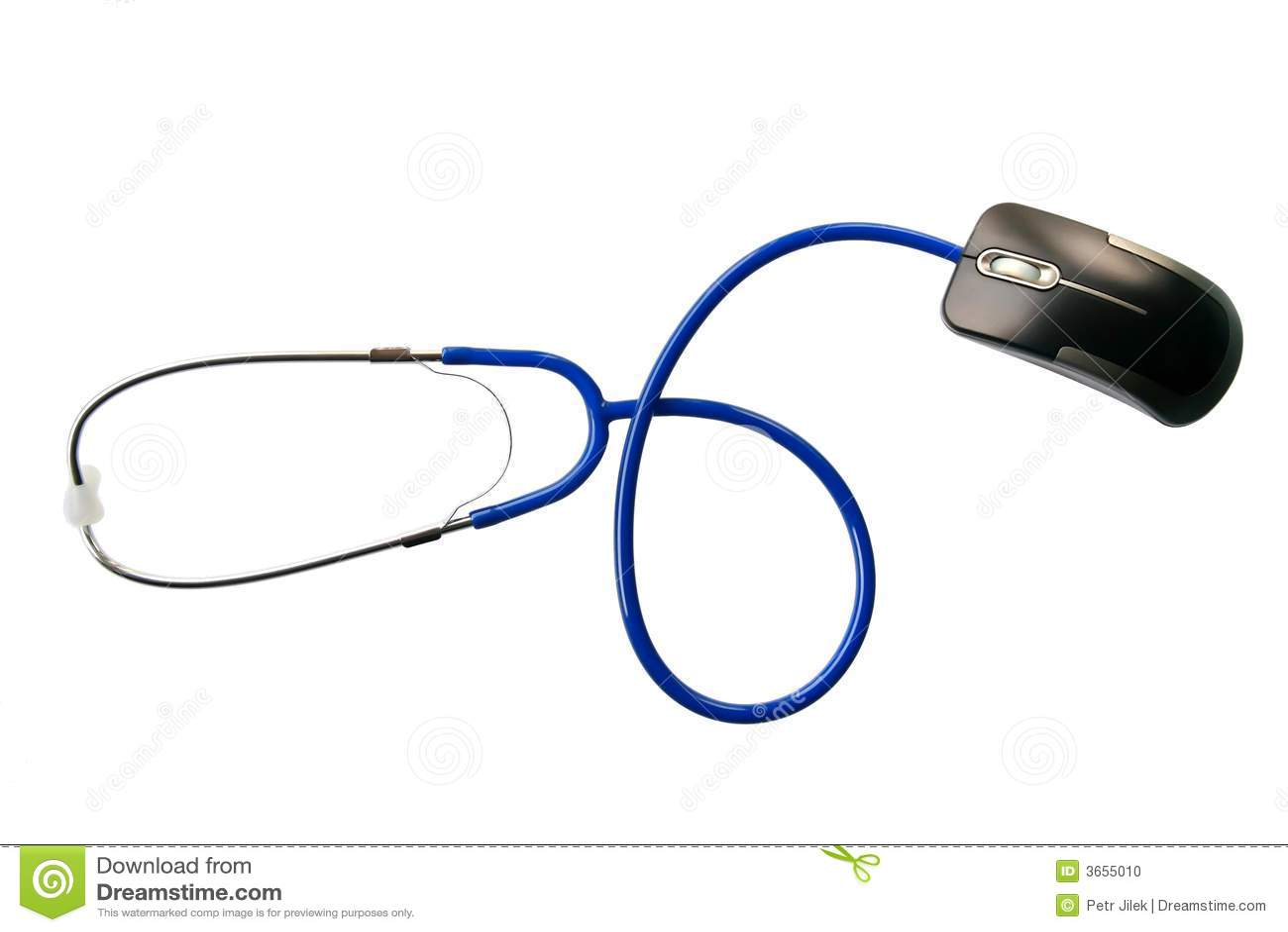 鼠标听诊器
