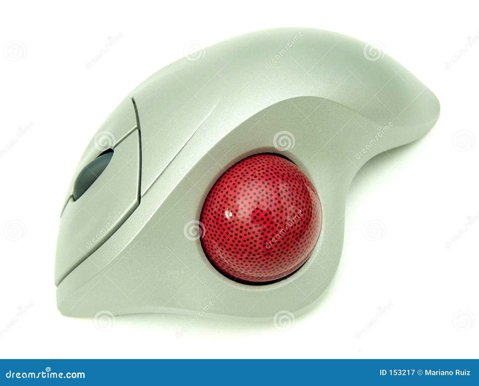 鼠标数据输入装置