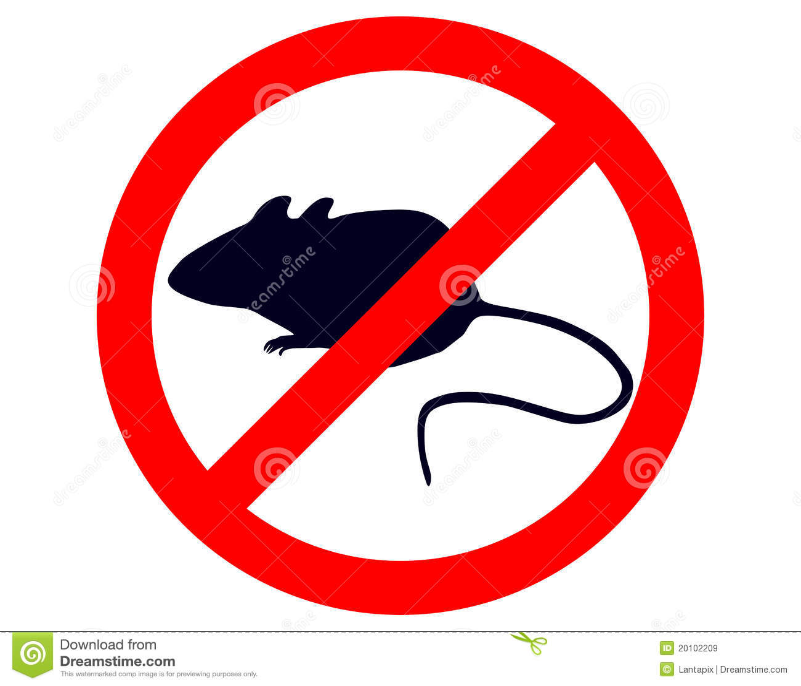 鼠标禁止符号
