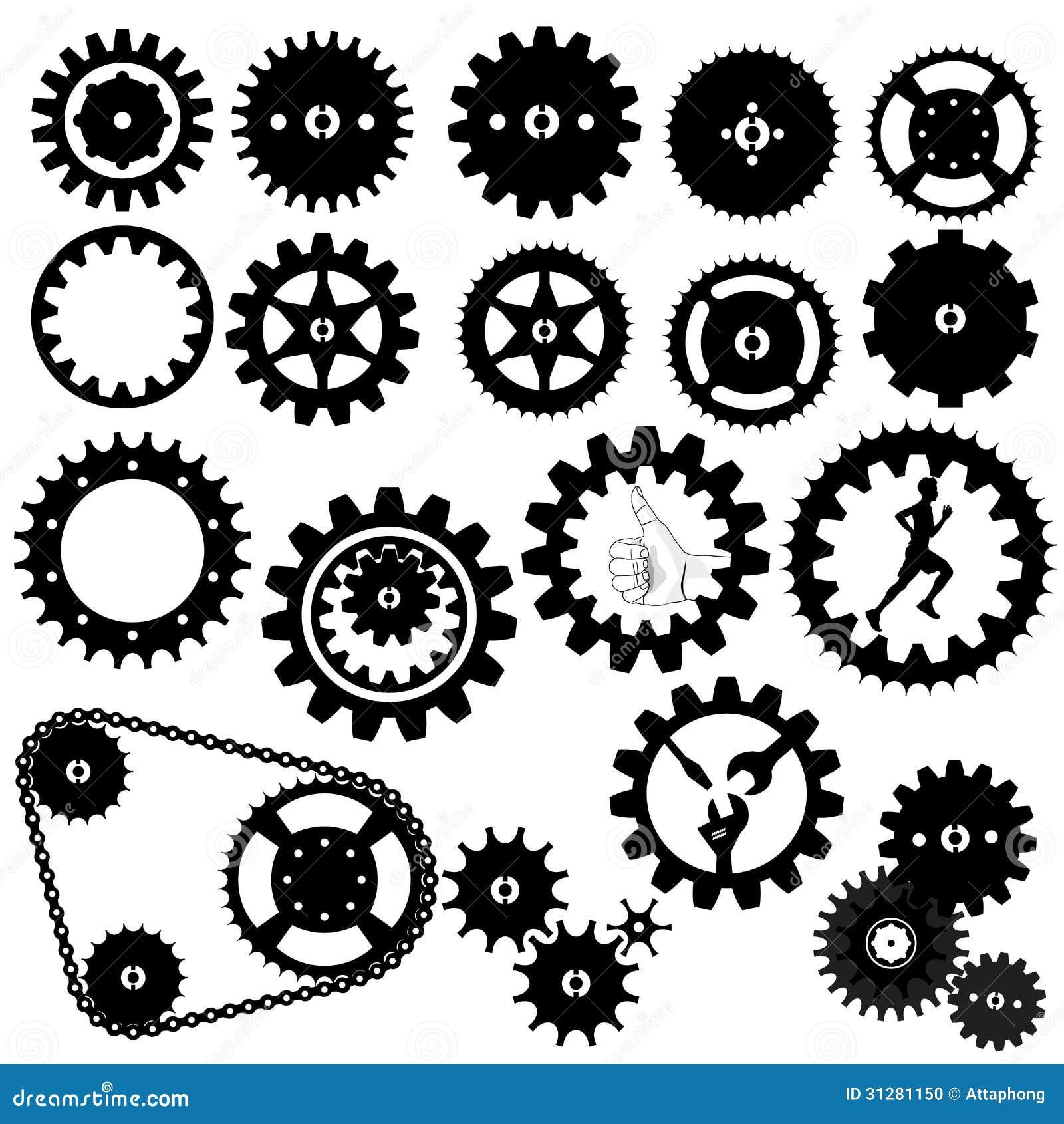 gears cogs free illustrator - photo #38