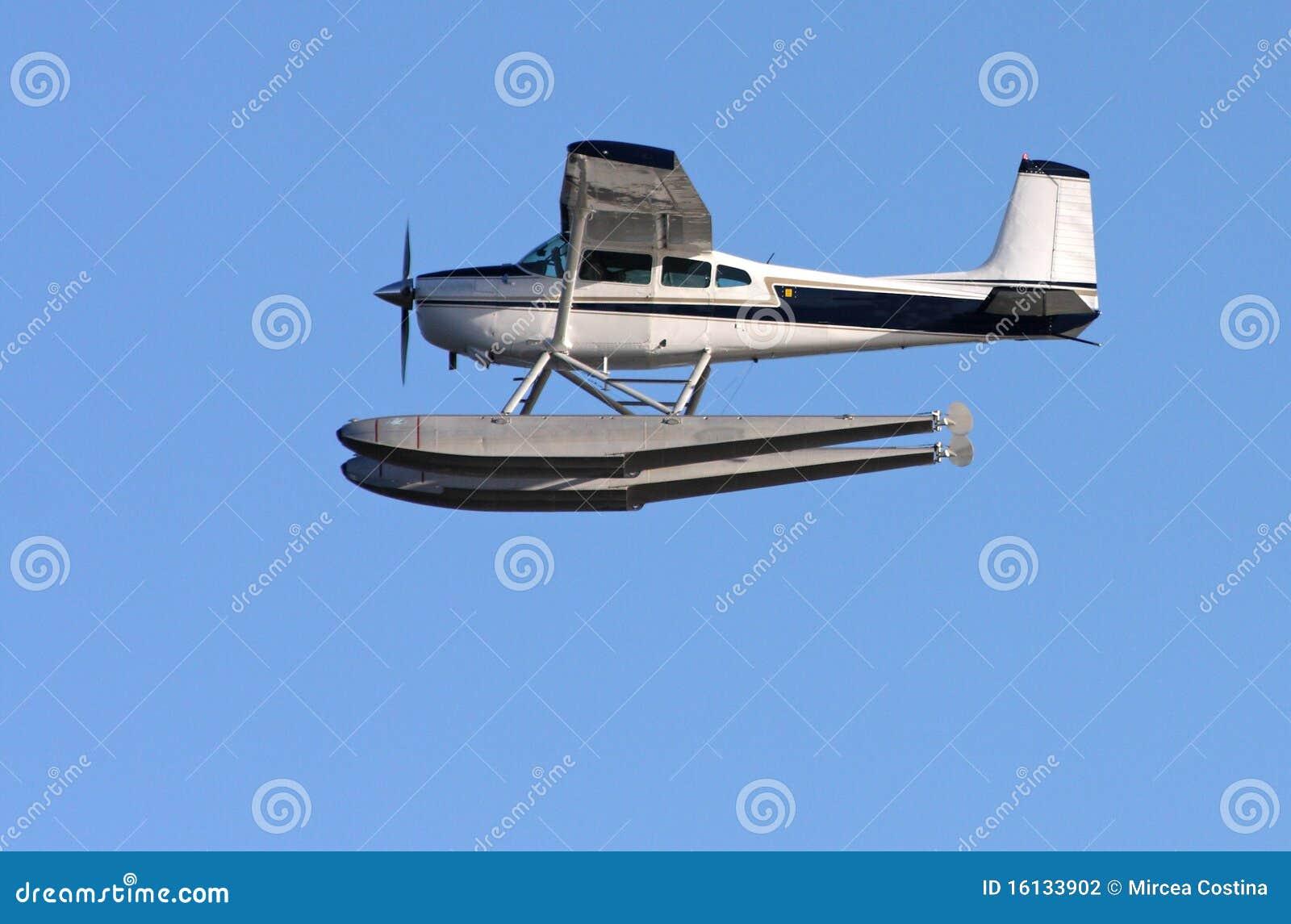 水上飞机 图库摄影 - 图片