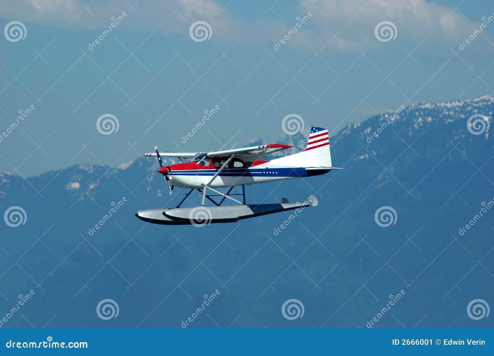 水上飞机 库存图片 - 图片