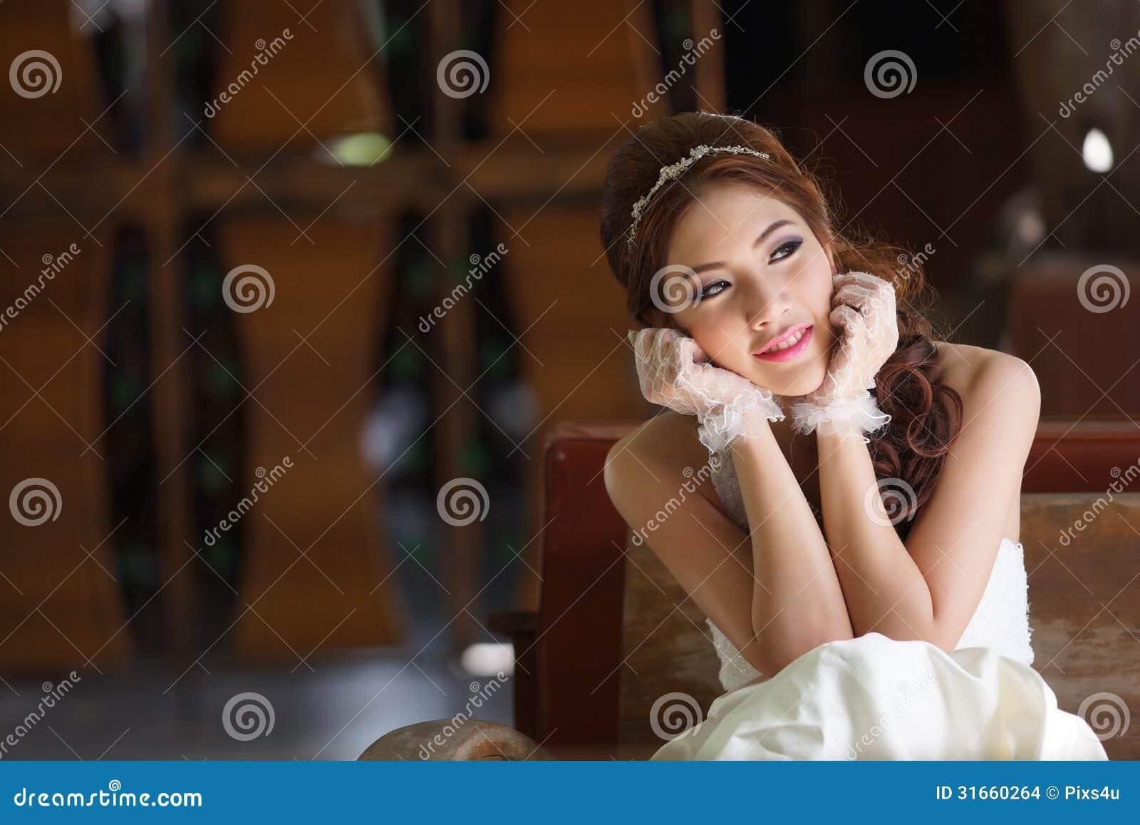 Teenage Thai Bride And 75