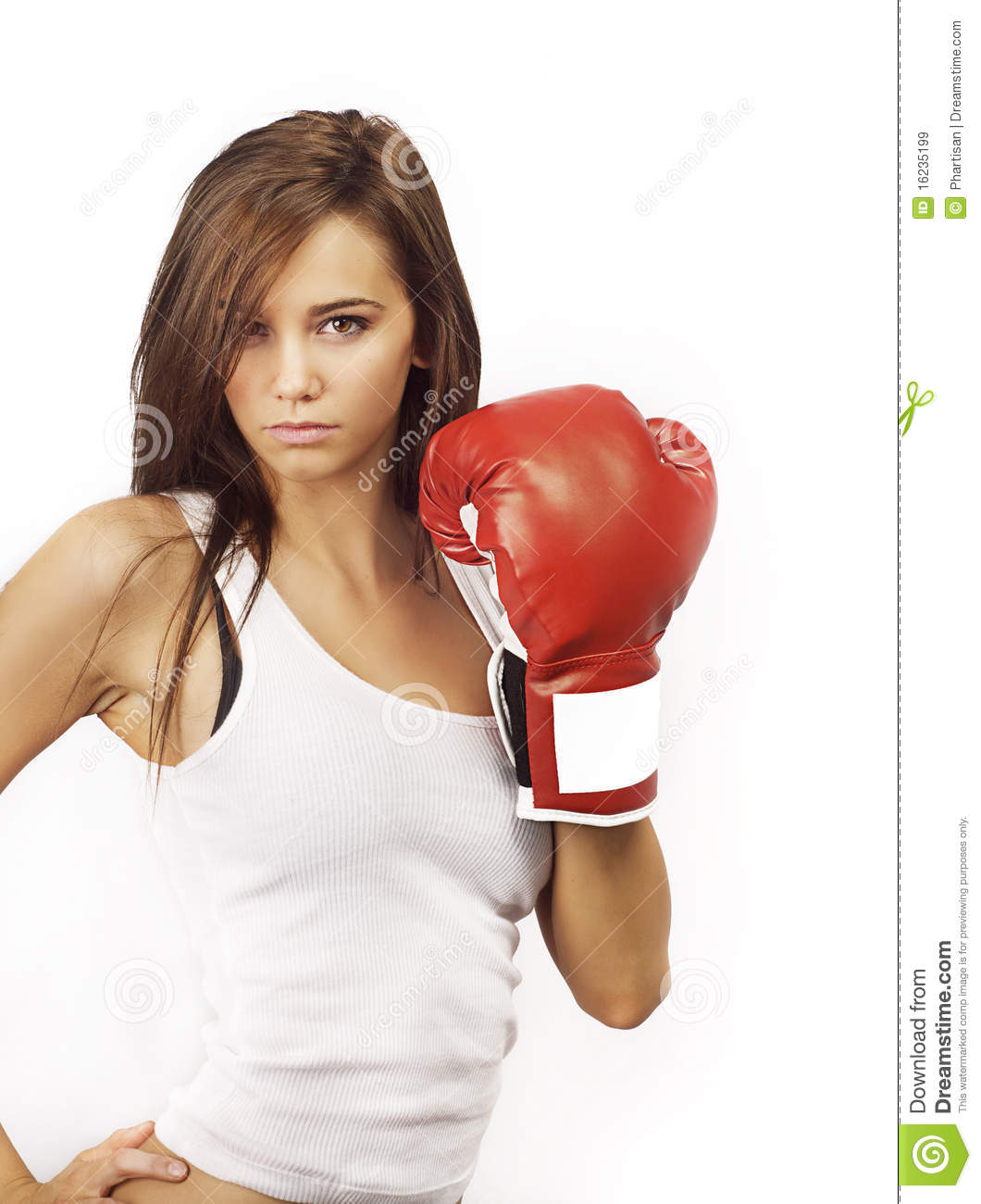 Women In Sexy Boxing Trunks 26