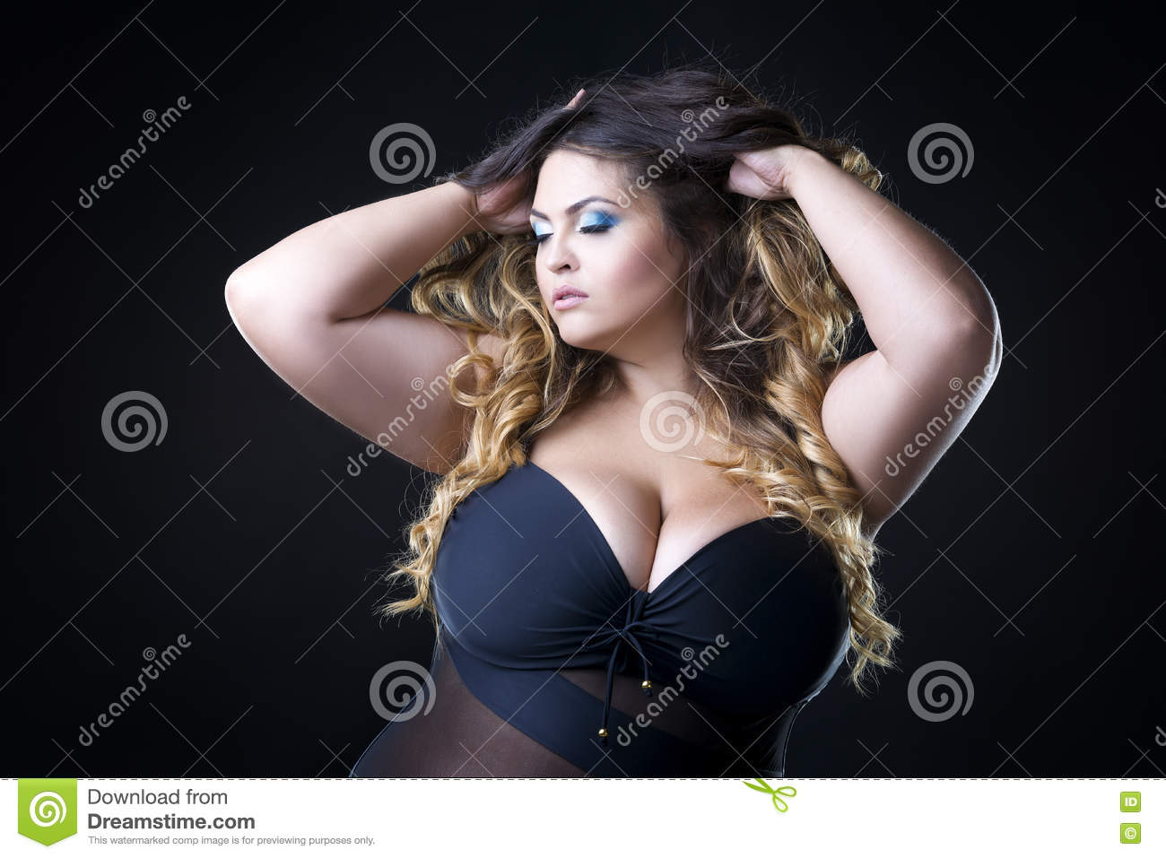 Woman With Xxl Tits 11