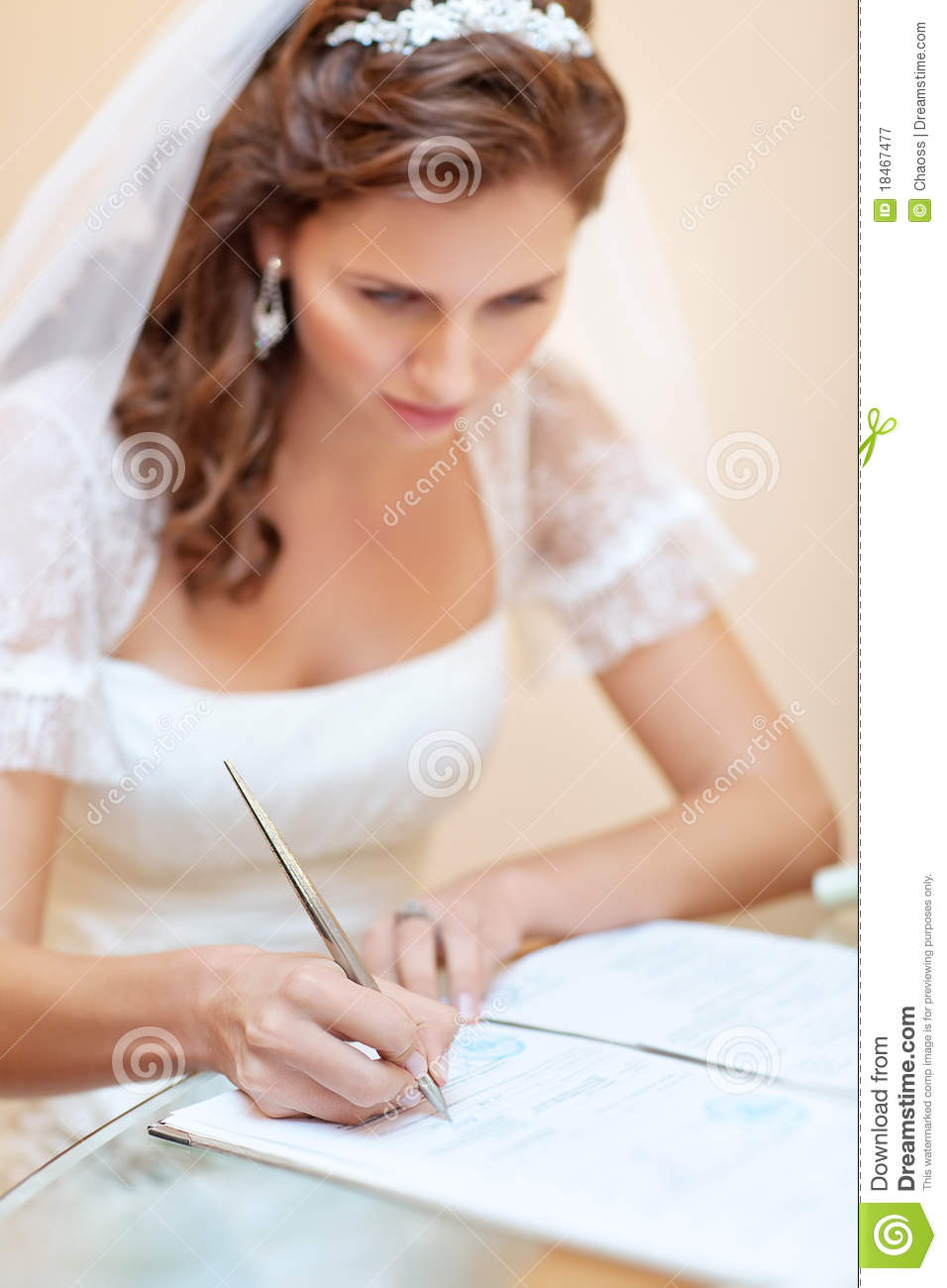 Bride Documents That 64