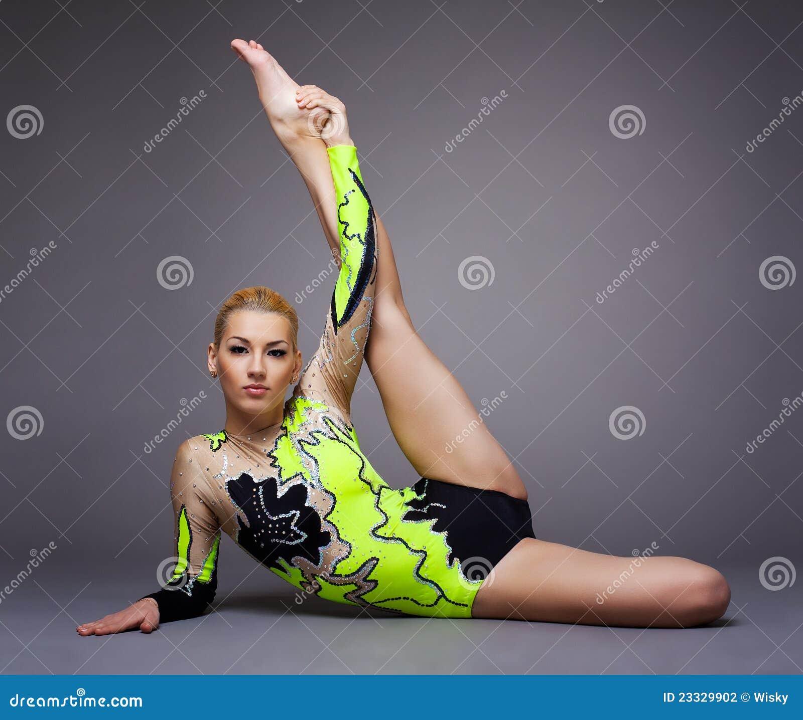 Sweet Gymnasts 30