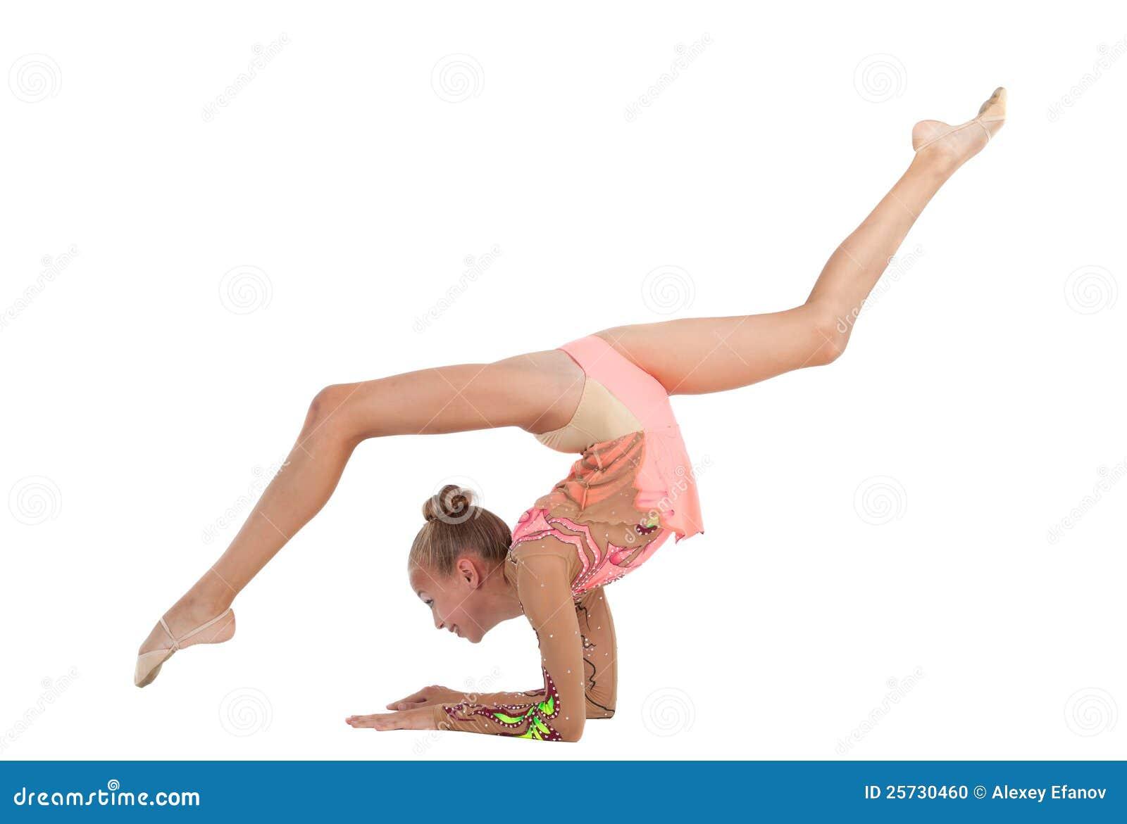 Teen Sexy Gymnastik 23