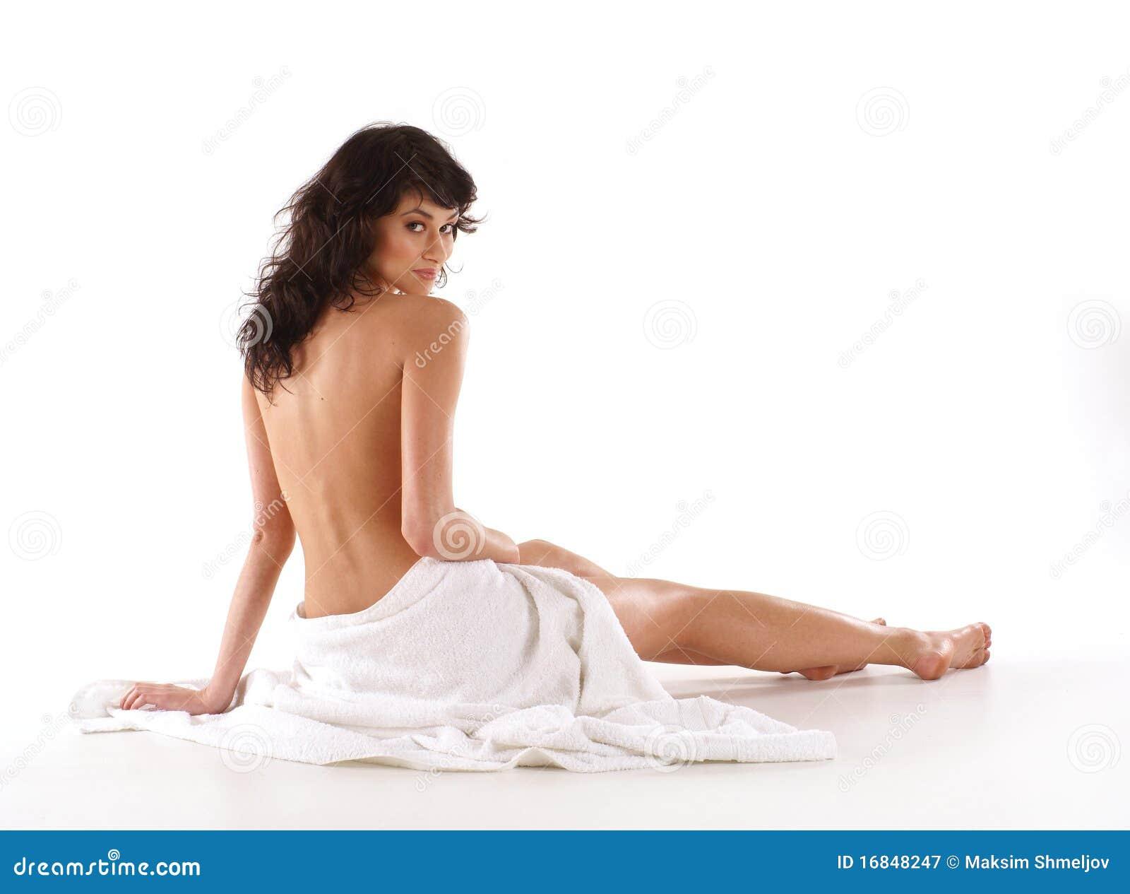 Free Naked Brunette 34