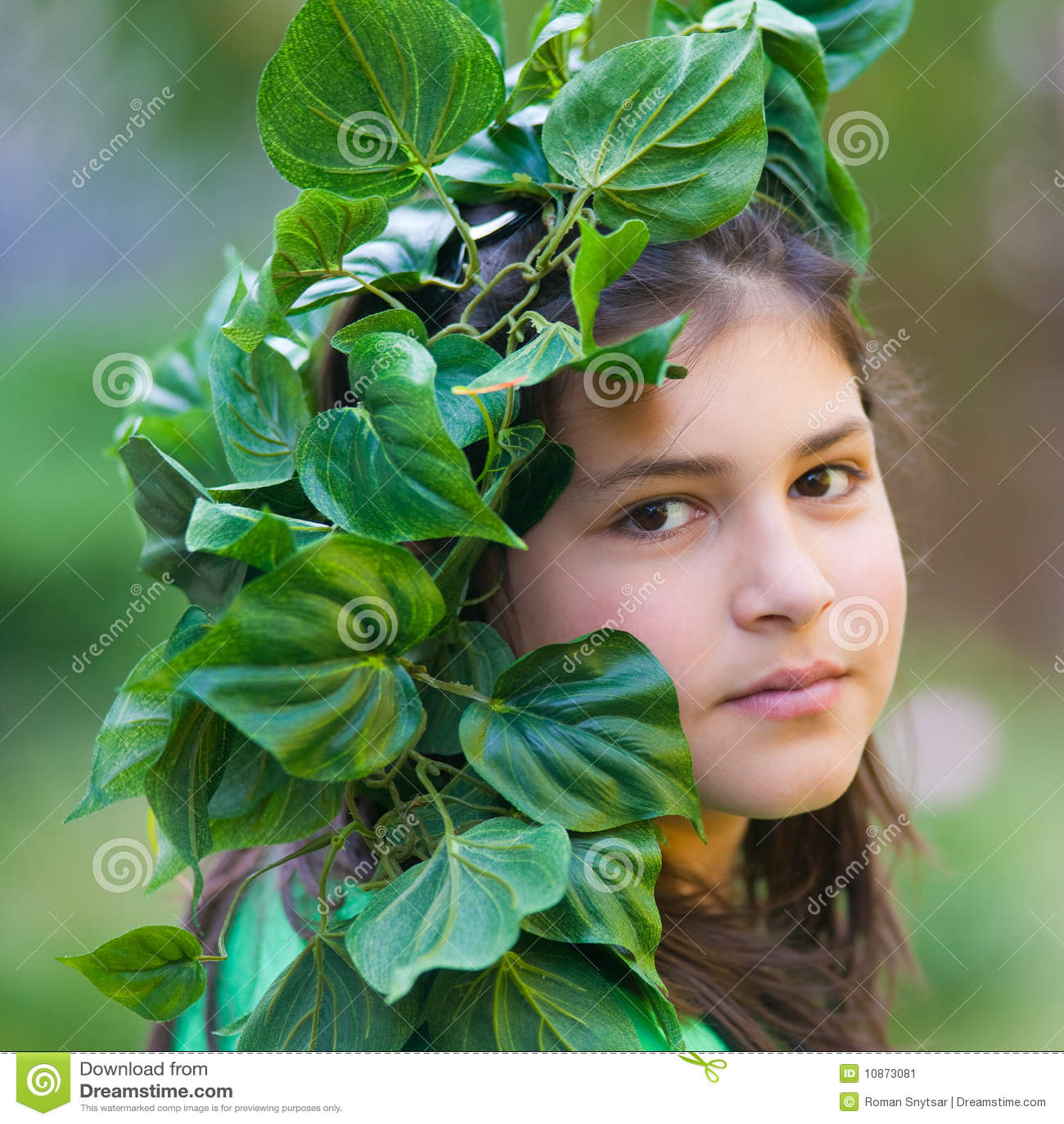 Green Leaf Nude Teens 113
