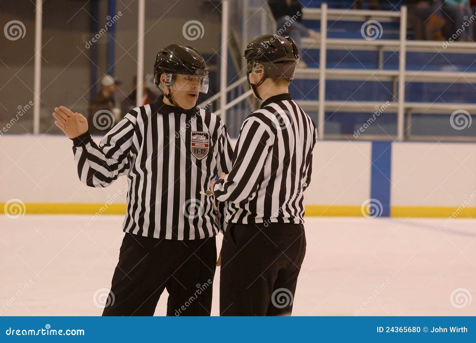 001 должностное лицо хоккея