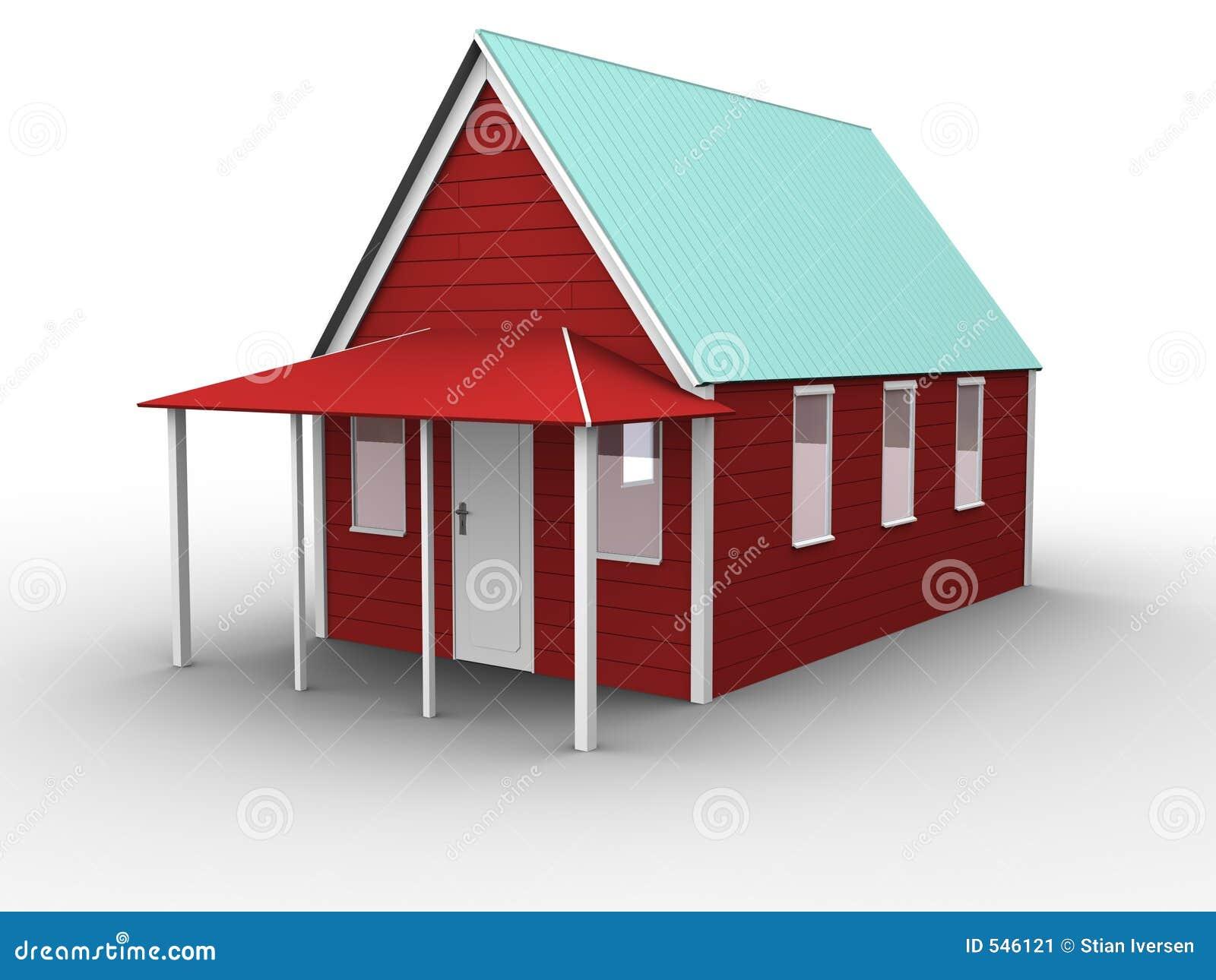 Download 01个房子红色 库存例证. 插画 包括有 空间, 宫殿, 可实现, 现代, 木匠, 村庄, 入口, 编译, 实际 - 546121