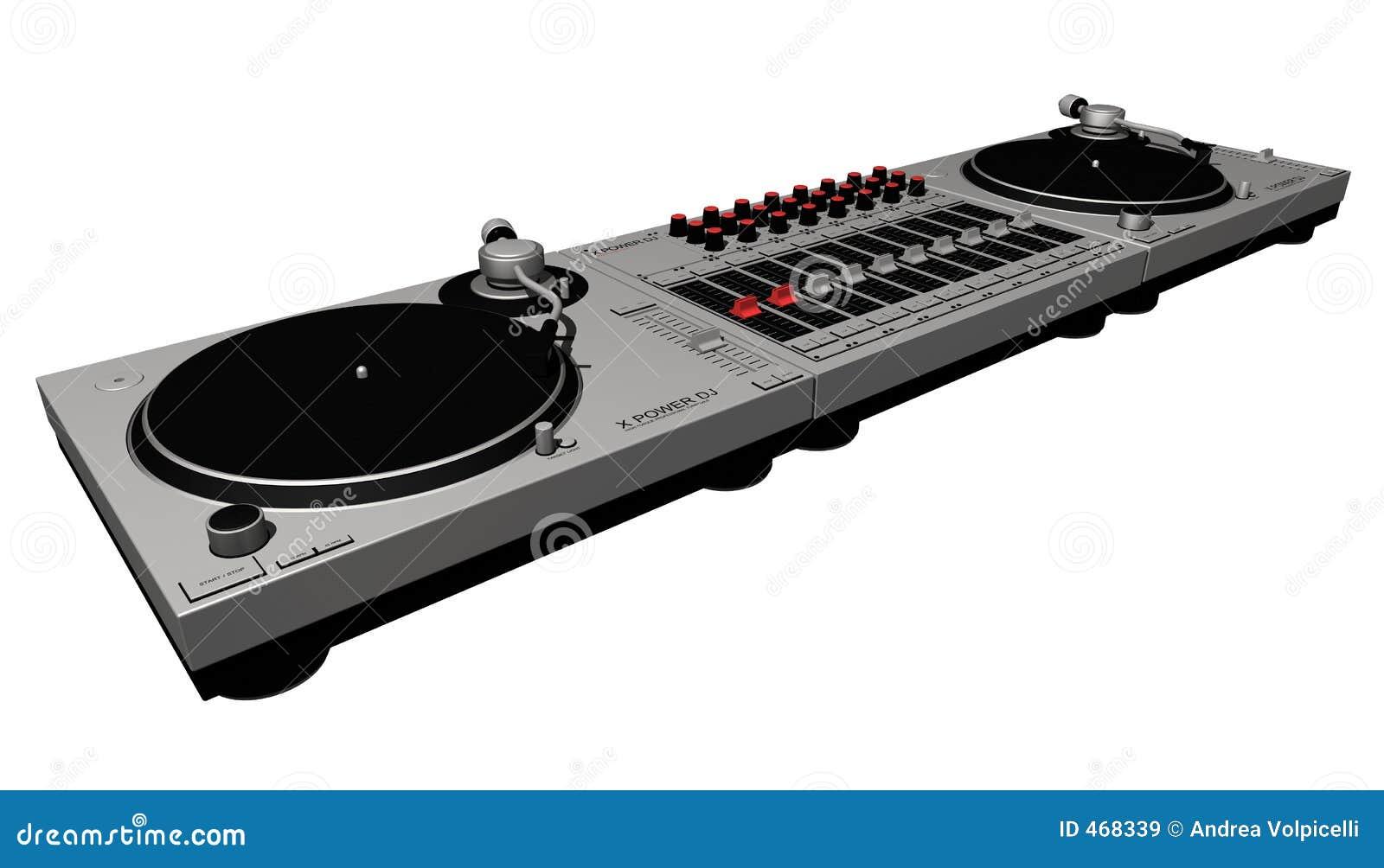 01 σύνολο του DJ