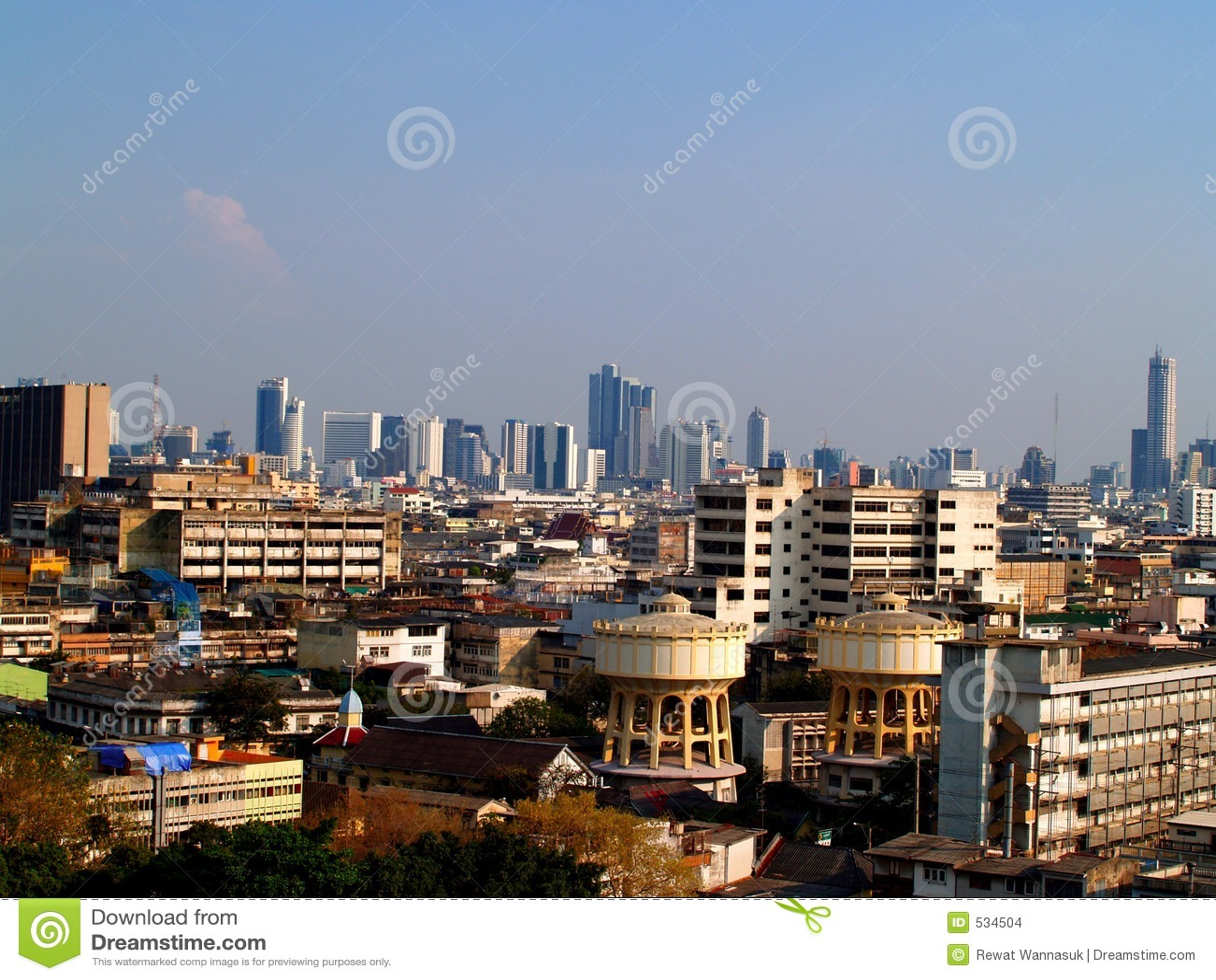Download 03曼谷视图 库存照片. 图片 包括有 地平线, 天空, 摩天大楼, 运输, 城市, 中心, 泰国, 布哈拉 - 534504