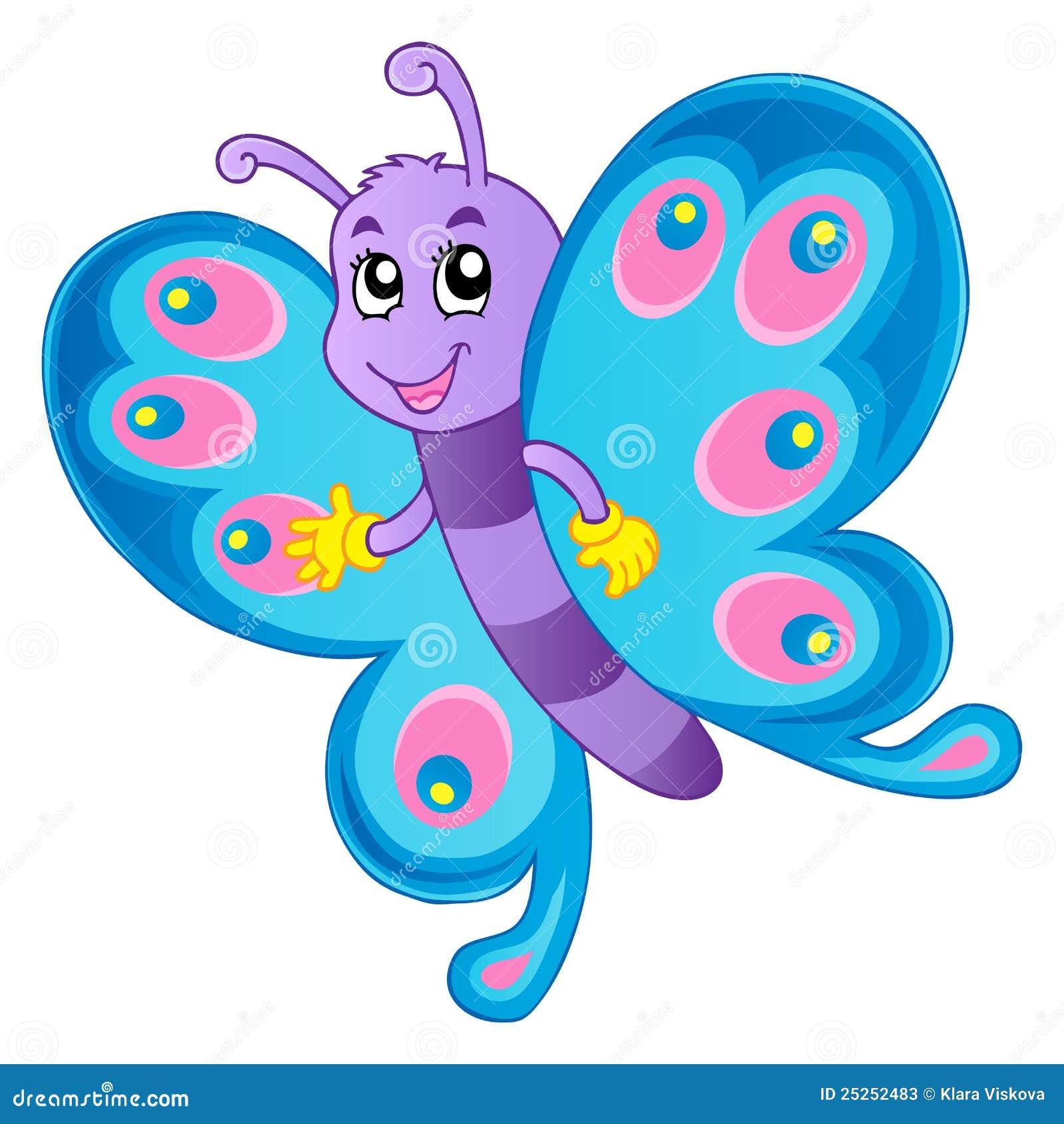 1个蝴蝶图象主题