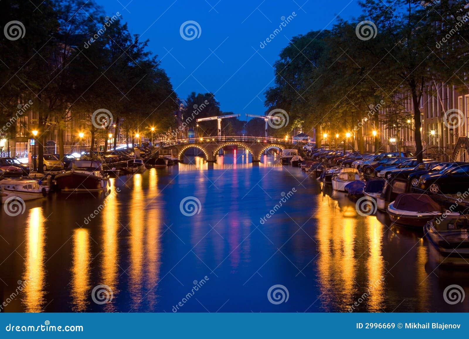 1个阿姆斯特丹晚上