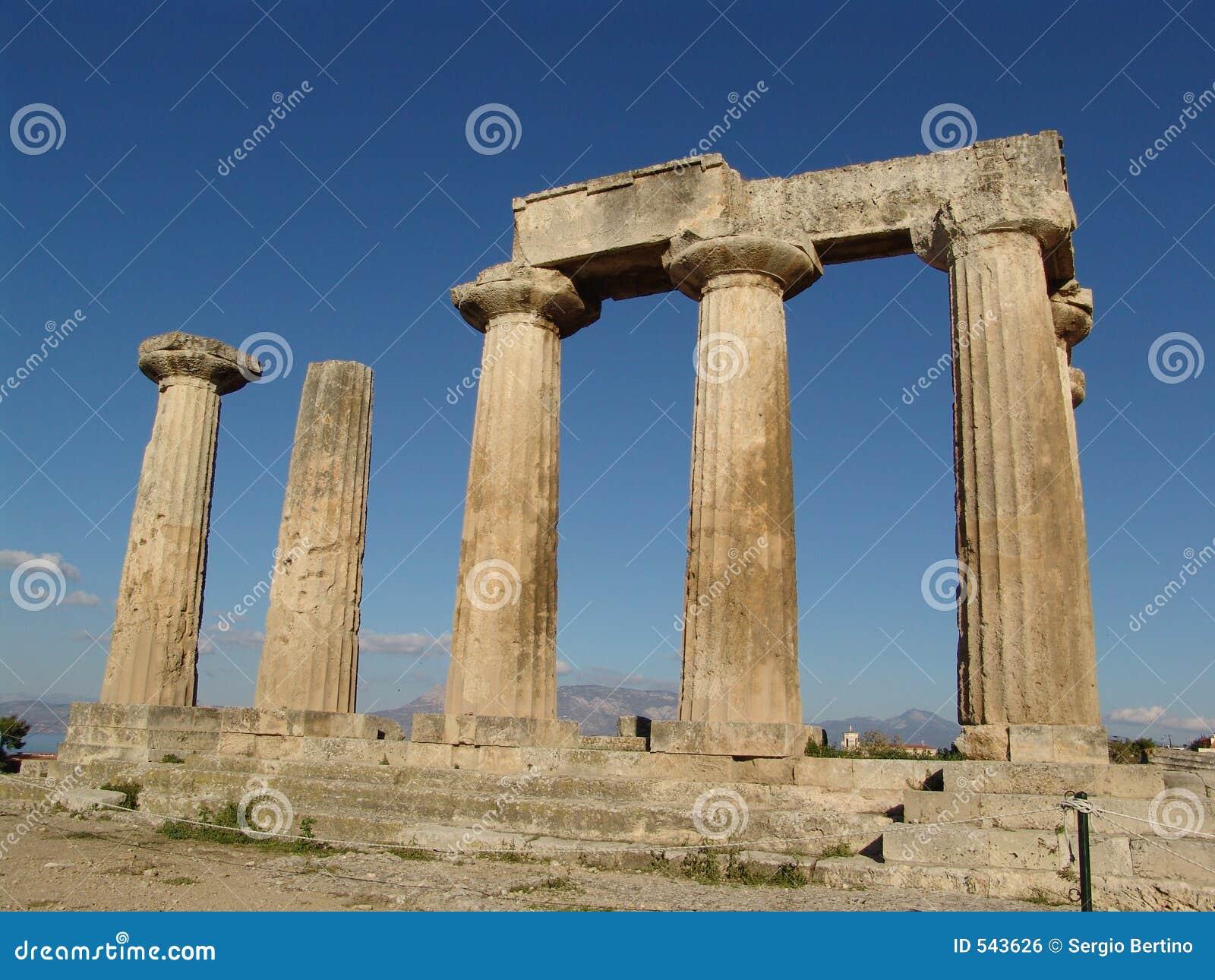 Download 1个阿波罗s寺庙 库存照片. 图片 包括有 顽皮地, 拱道, 地标, 天空, 背包, 蓝色, 历史, 镇痛药 - 543626