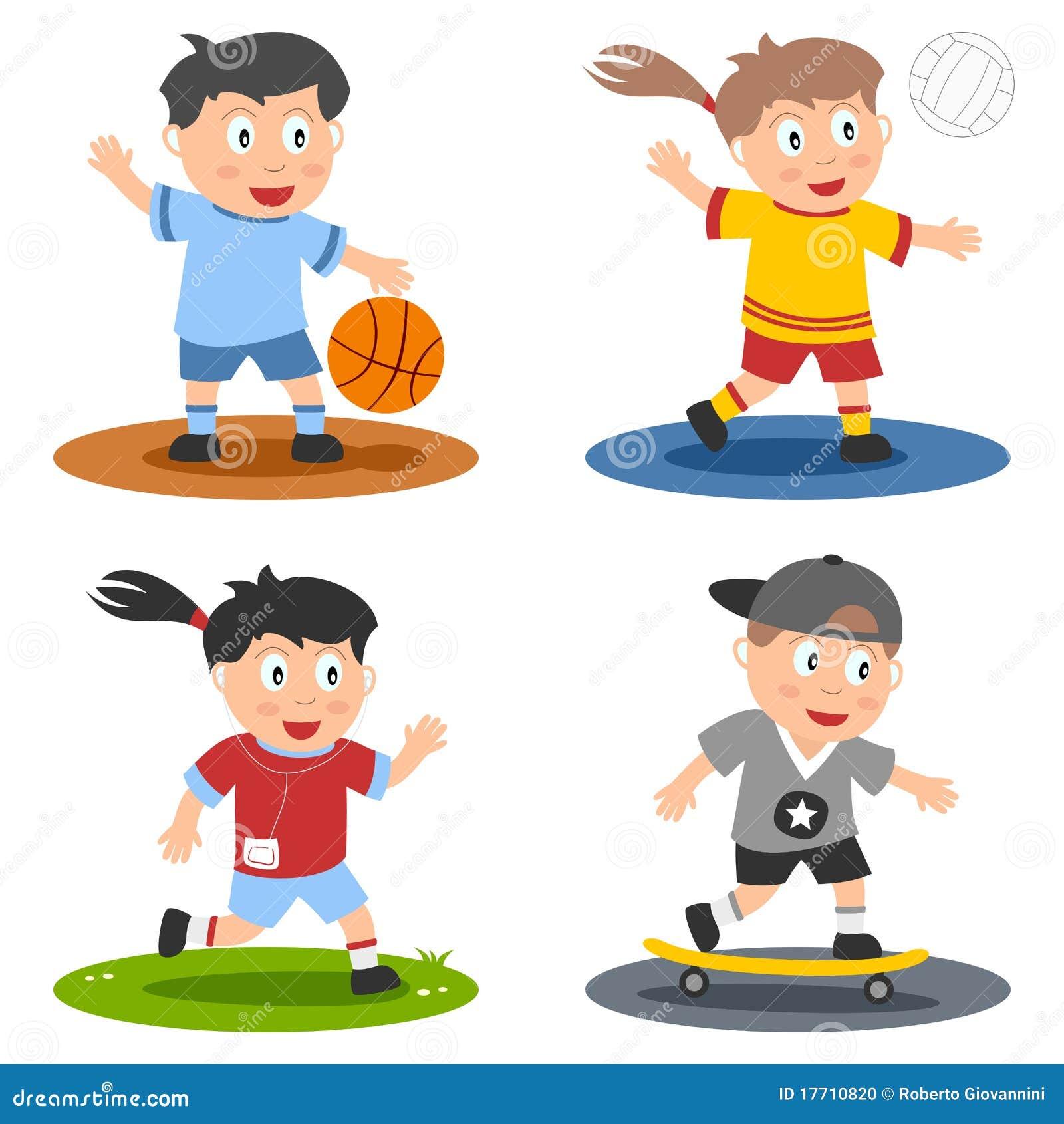1收集开玩笑体育运动