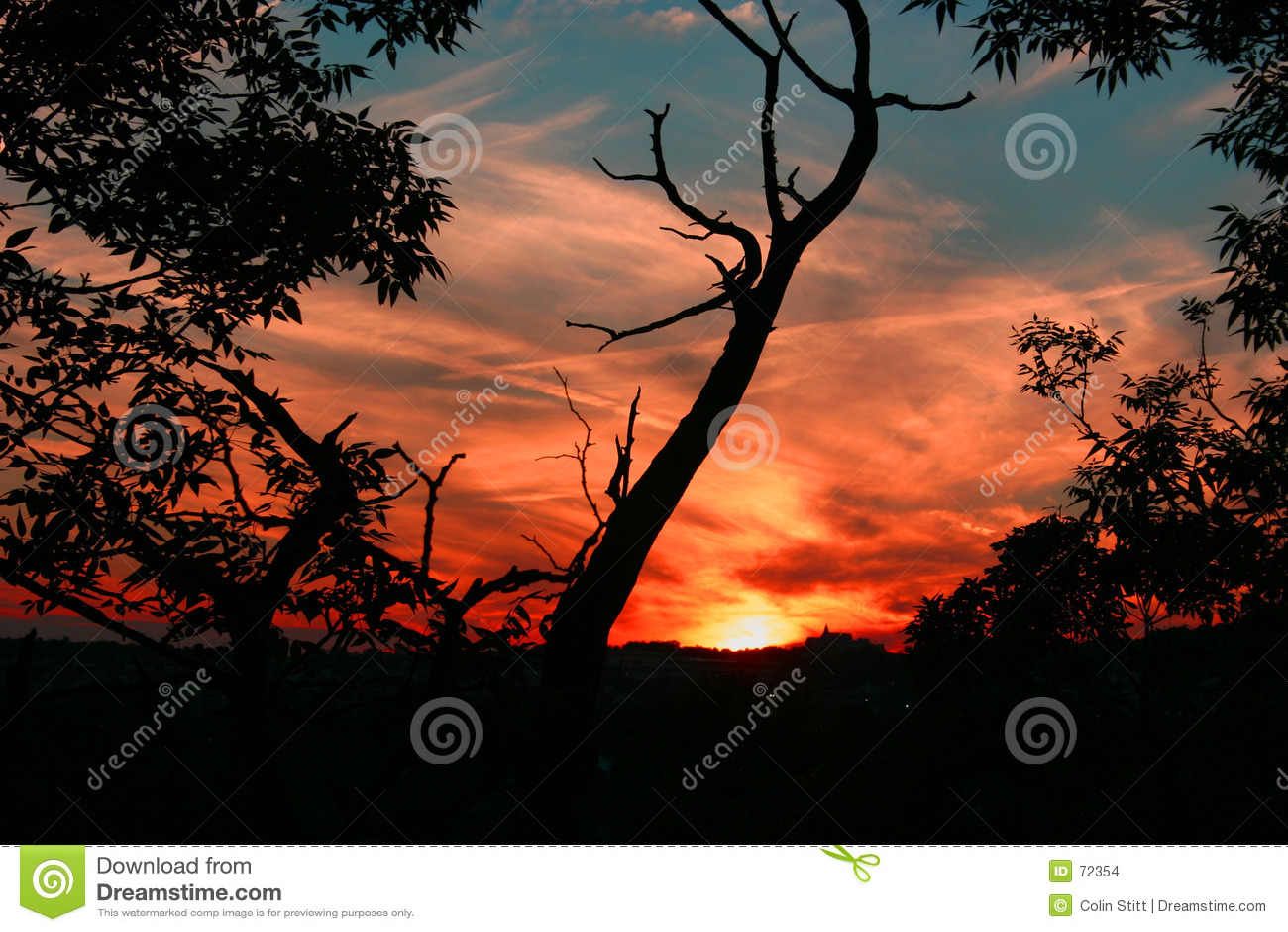 1 ηλιοβασίλεμα