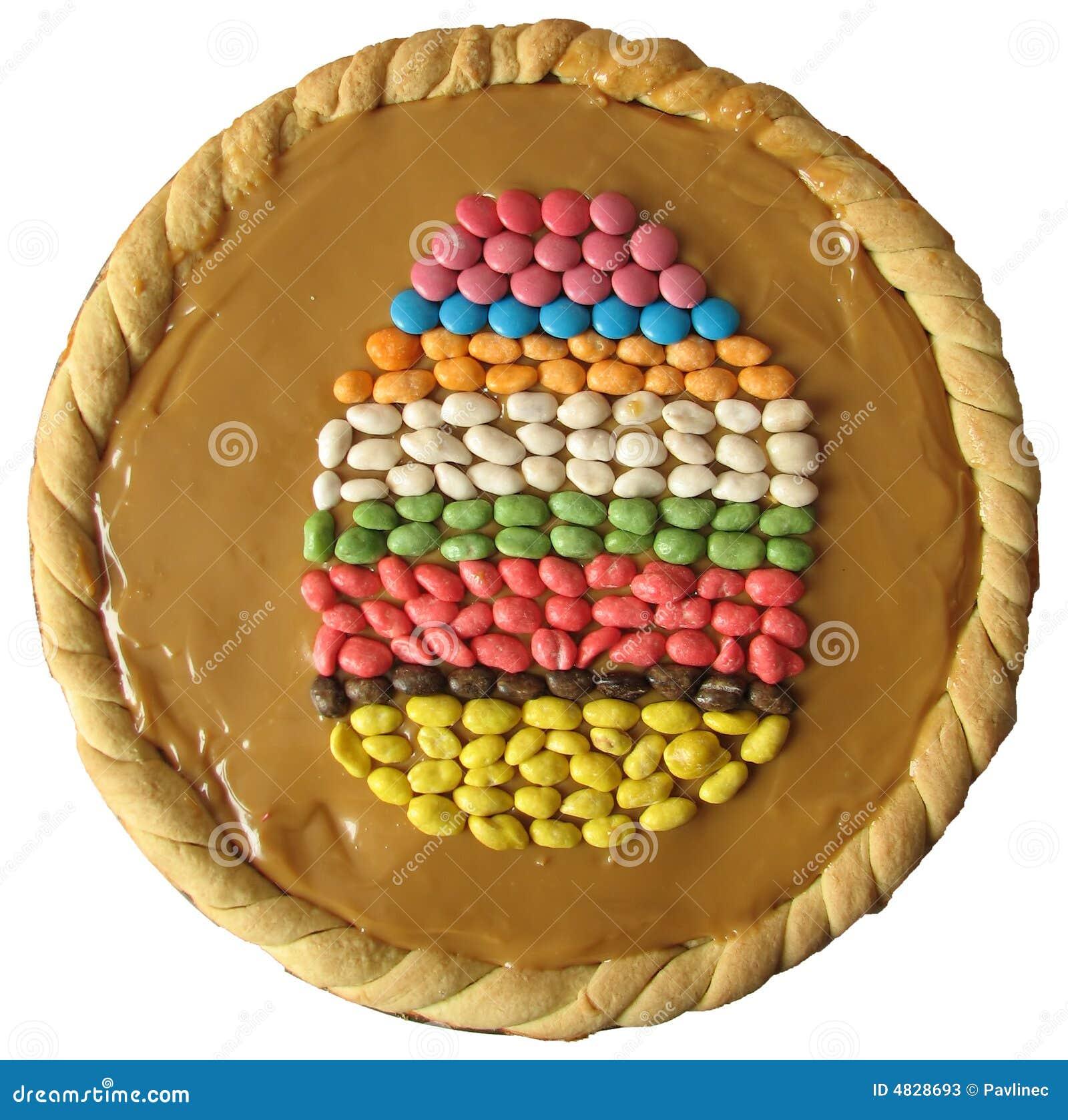 1 κέικ Πάσχα